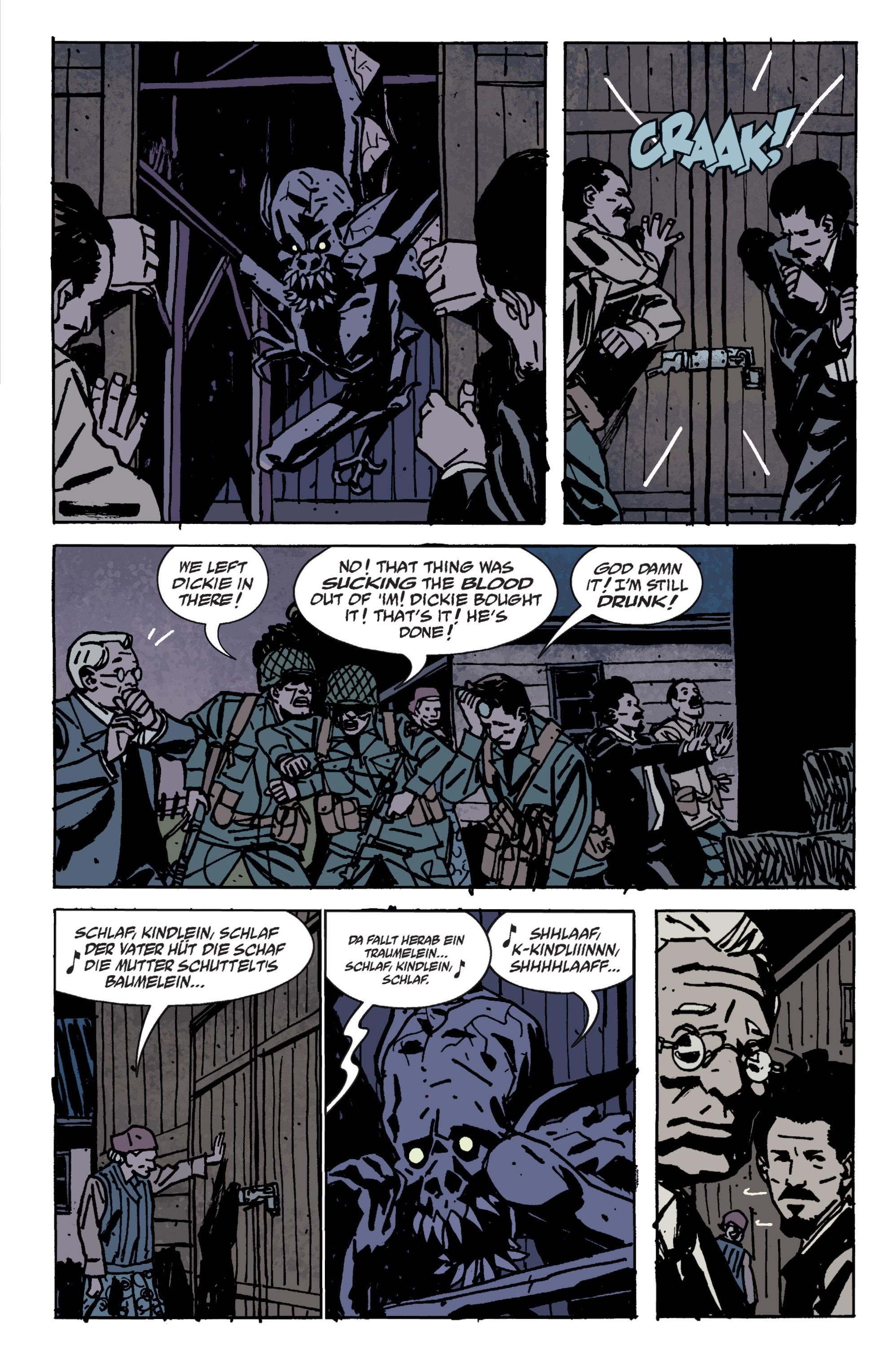 Read online B.P.R.D. (2003) comic -  Issue # TPB 9 - 44