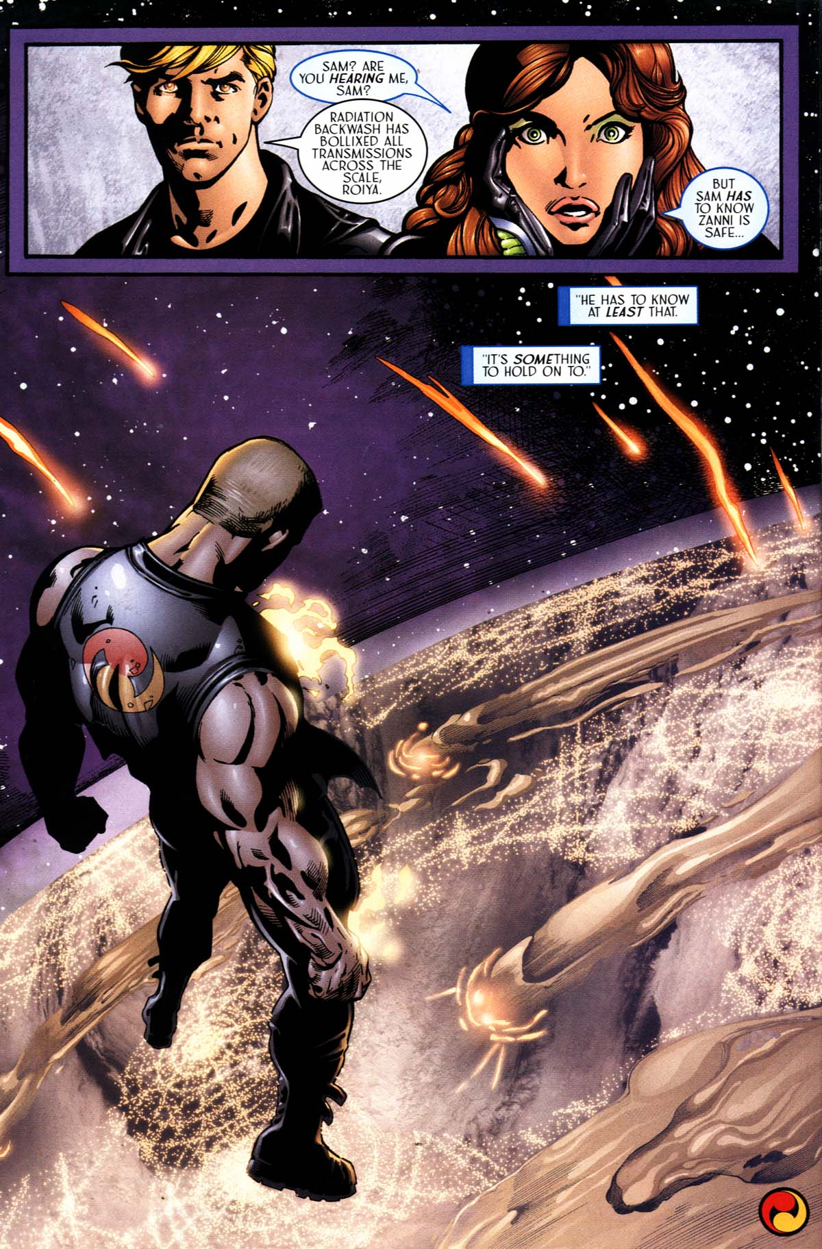 Read online Sigil (2000) comic -  Issue #23 - 36