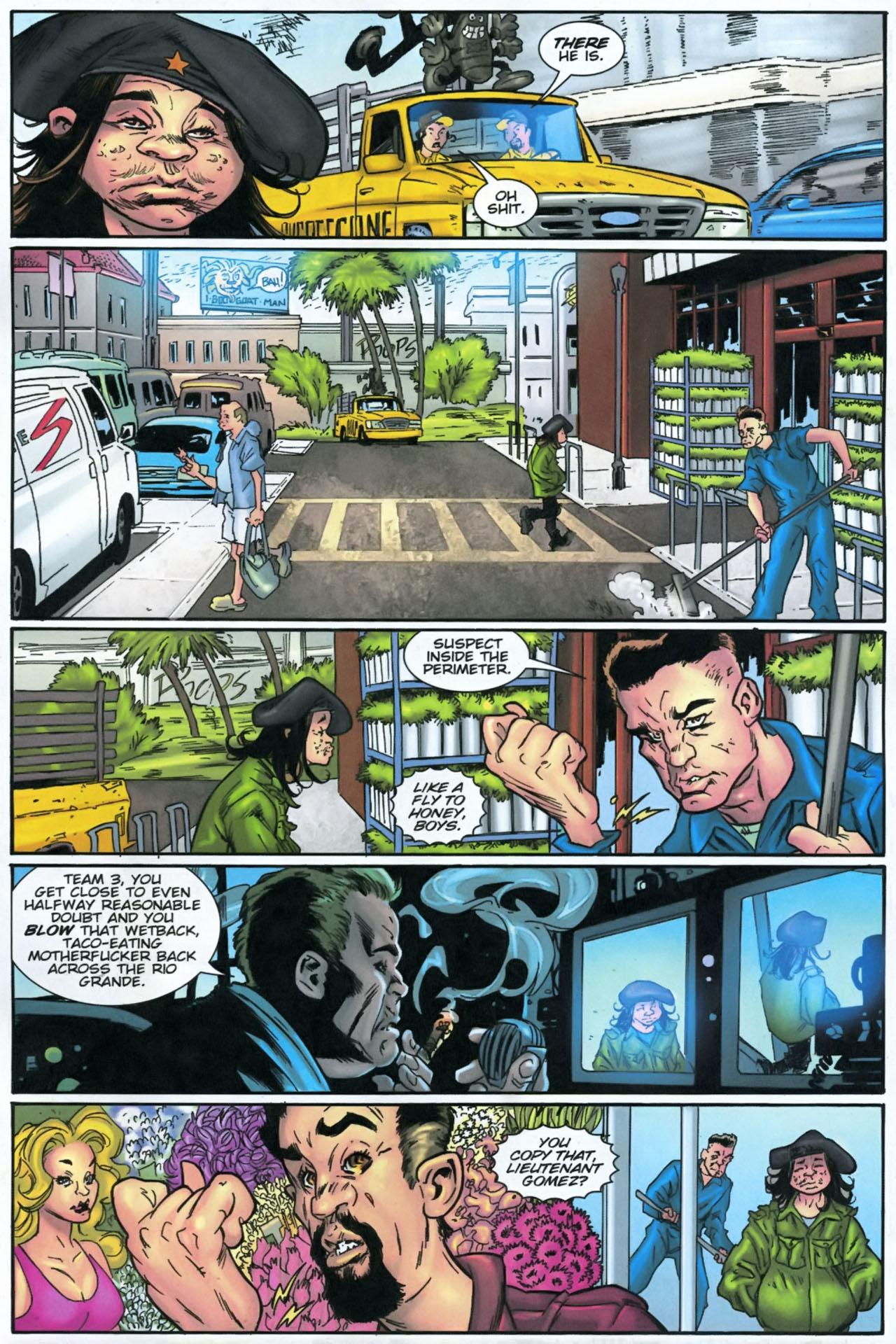 Read online The Exterminators comic -  Issue #27 - 15