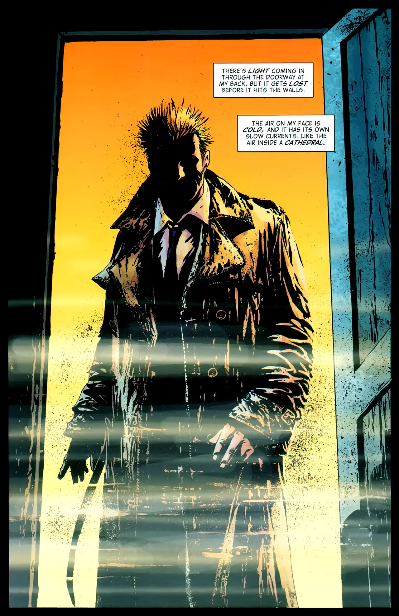Read online John Constantine Hellblazer: All His Engines comic -  Issue # Full - 63