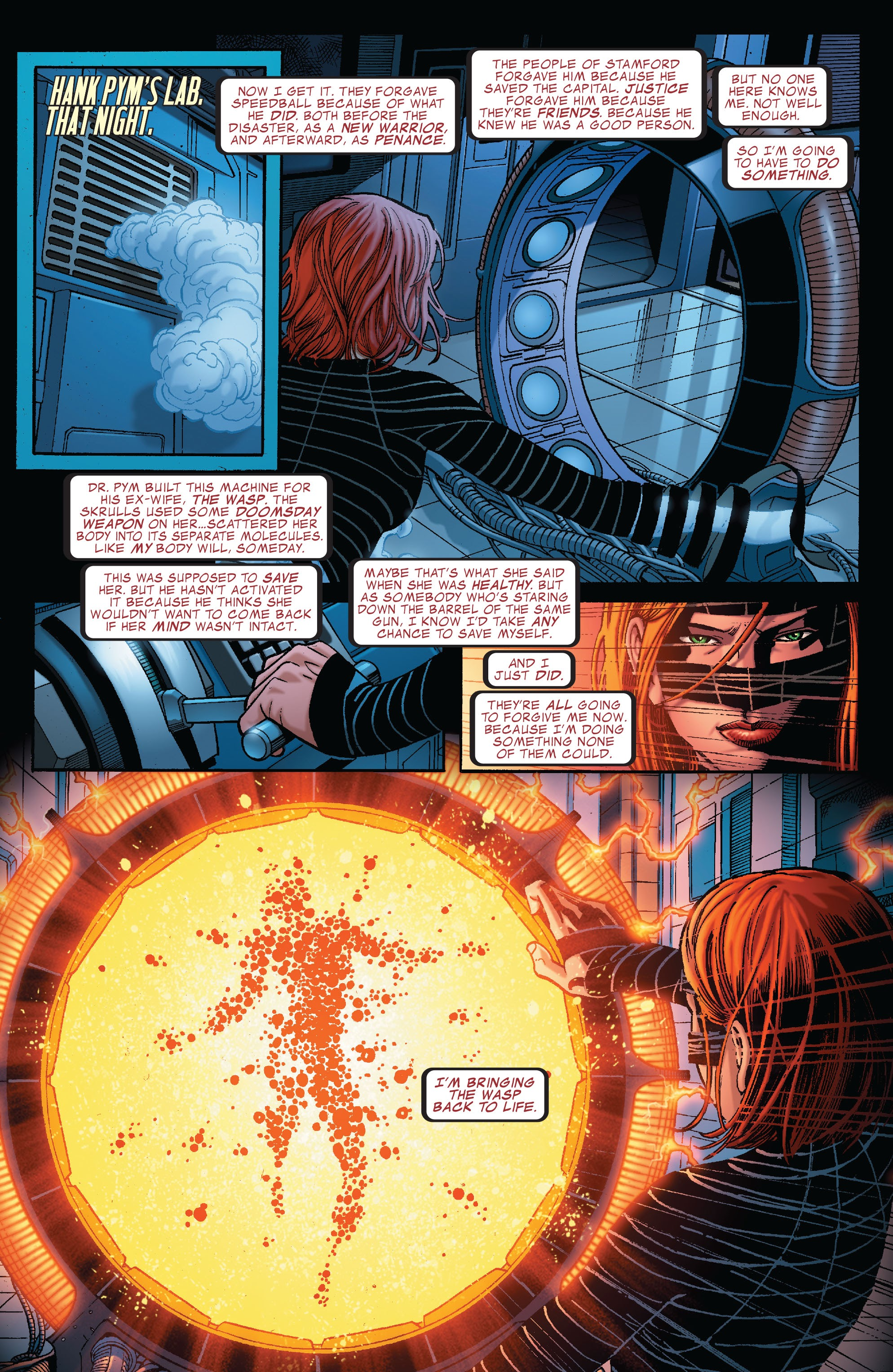 Avengers Academy TPB Will We Use This In The Real World (Part 2) Page 1