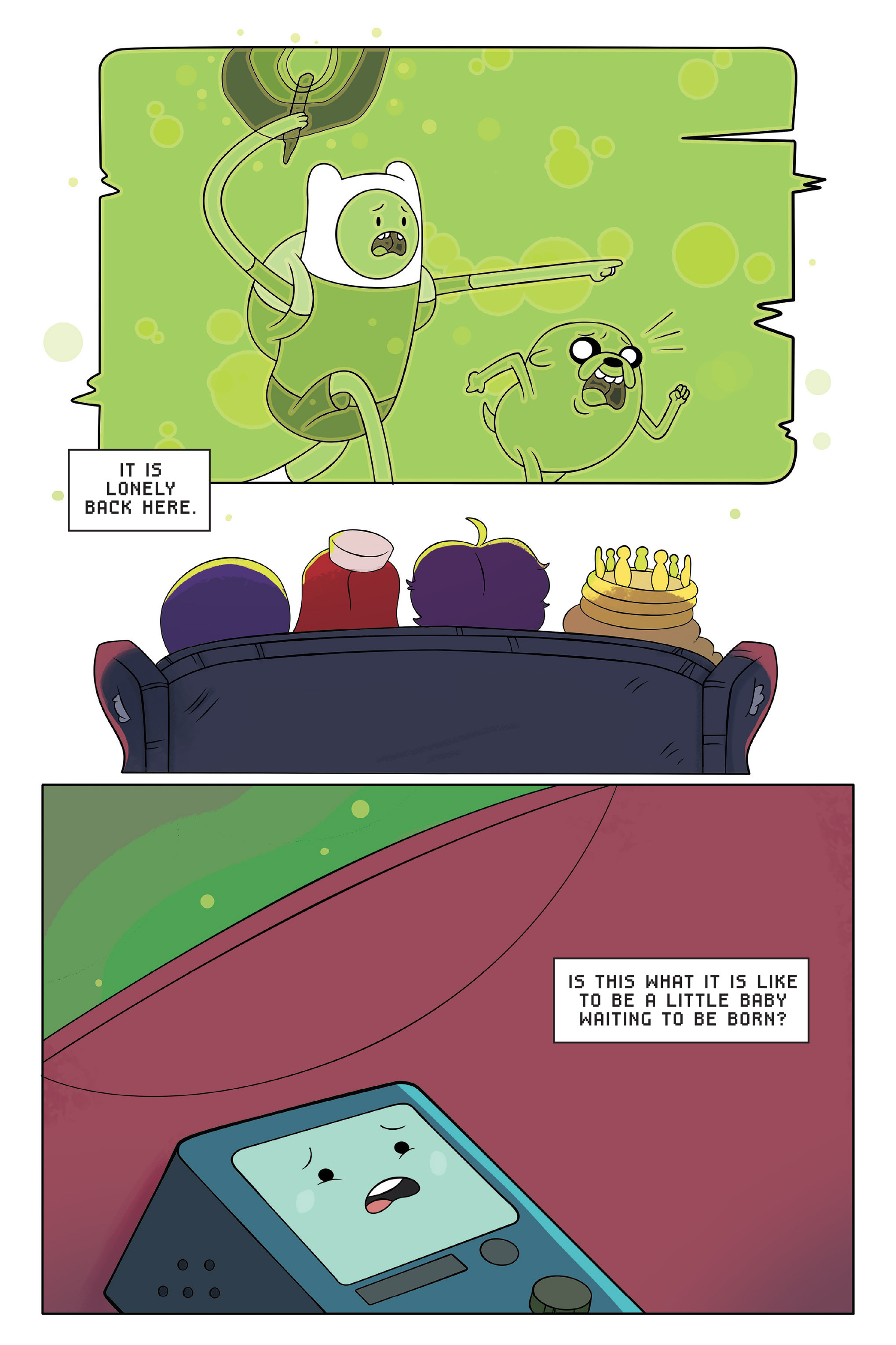 Read online Adventure Time: The Four Castles comic -  Issue #Adventure Time: The Four Castles TPB - 72