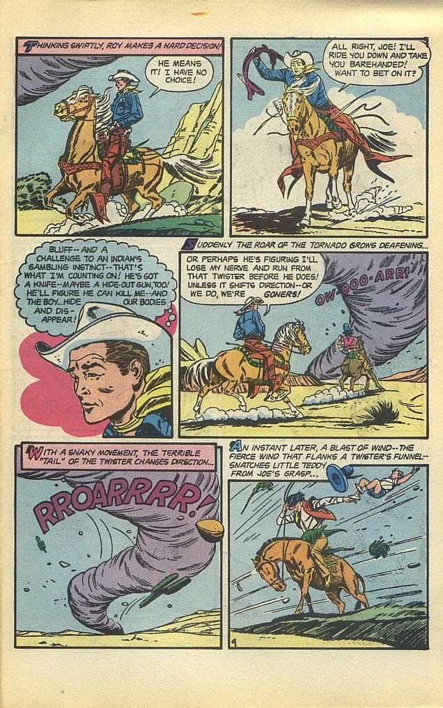 Read online Roy Rogers comic -  Issue #1 - 42