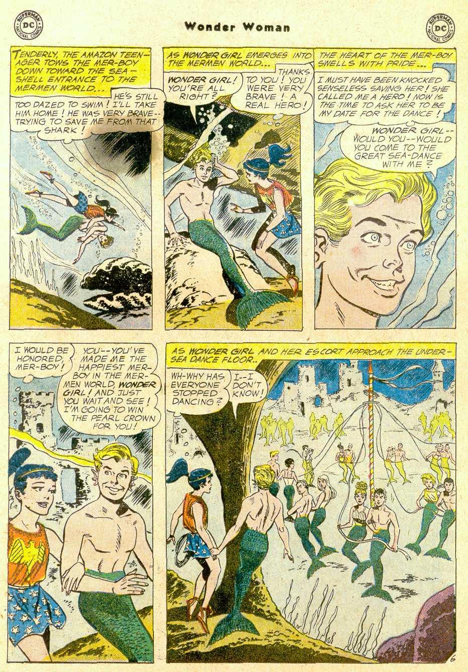 Read online Wonder Woman (1942) comic -  Issue #111 - 27