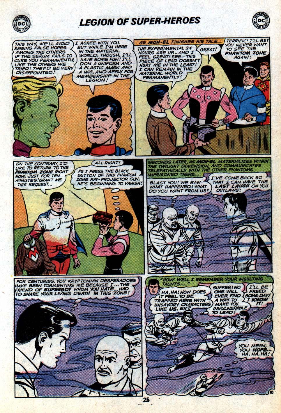 Read online Adventure Comics (1938) comic -  Issue #403 - 27
