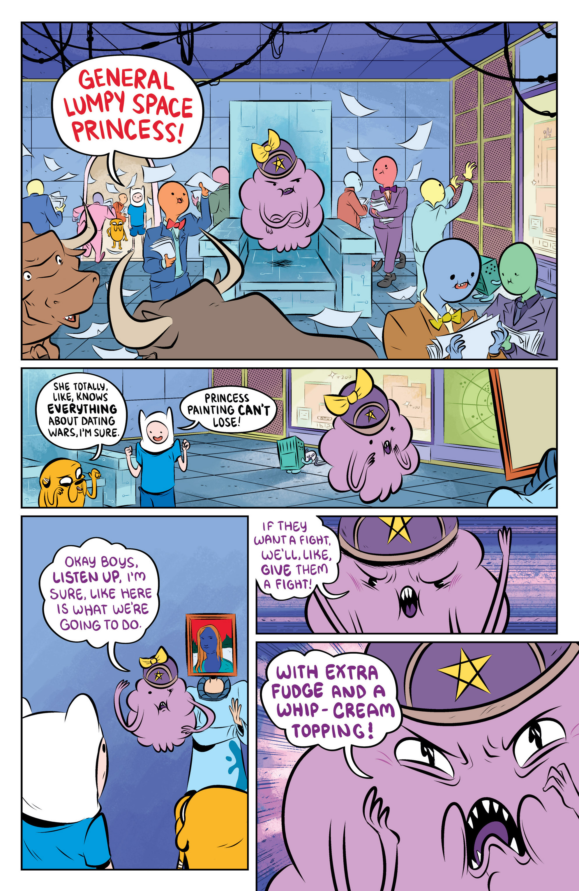 Read online Adventure Time: The Flip Side comic -  Issue #4 - 14