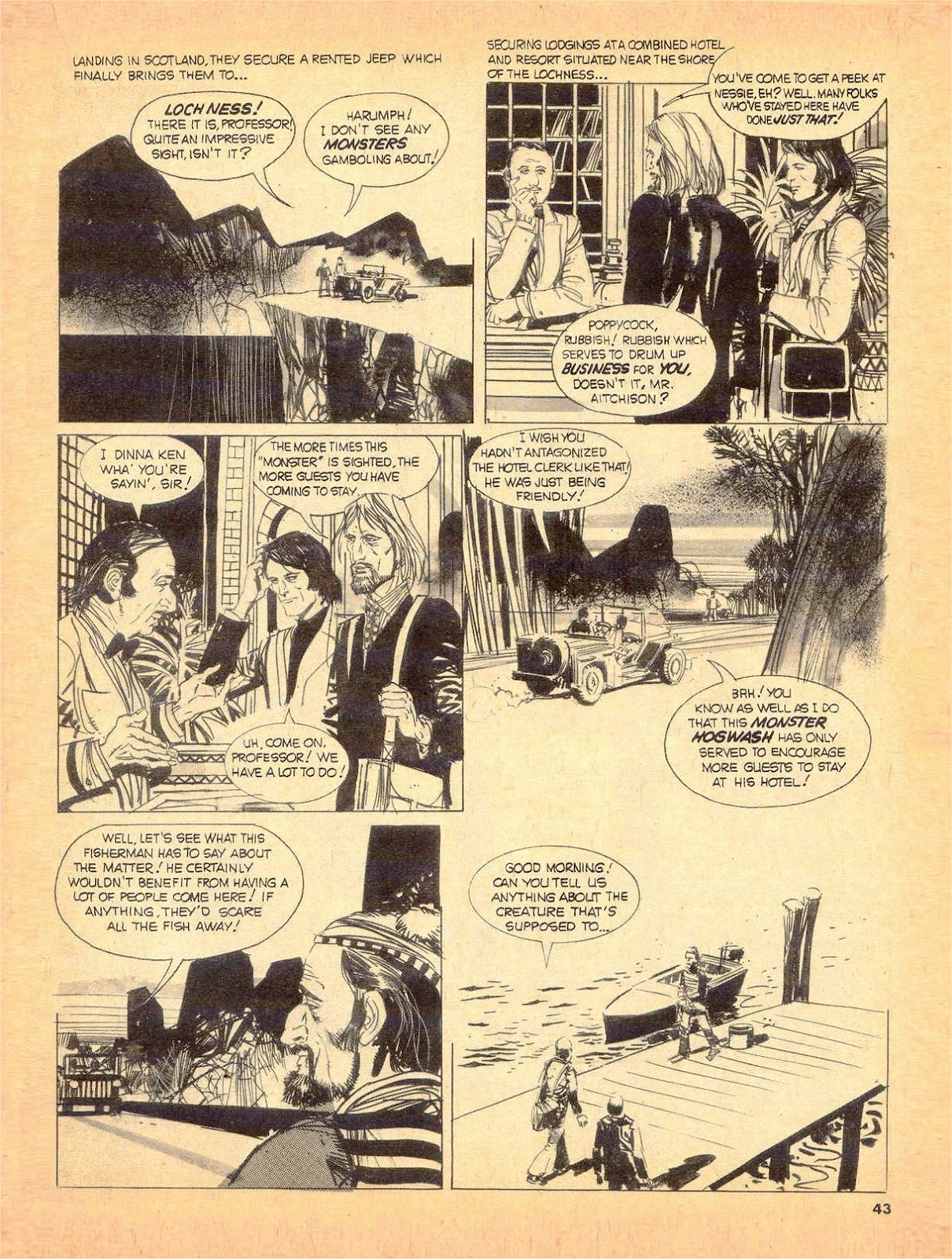 Creepy (1964) Issue #53 #53 - English 42