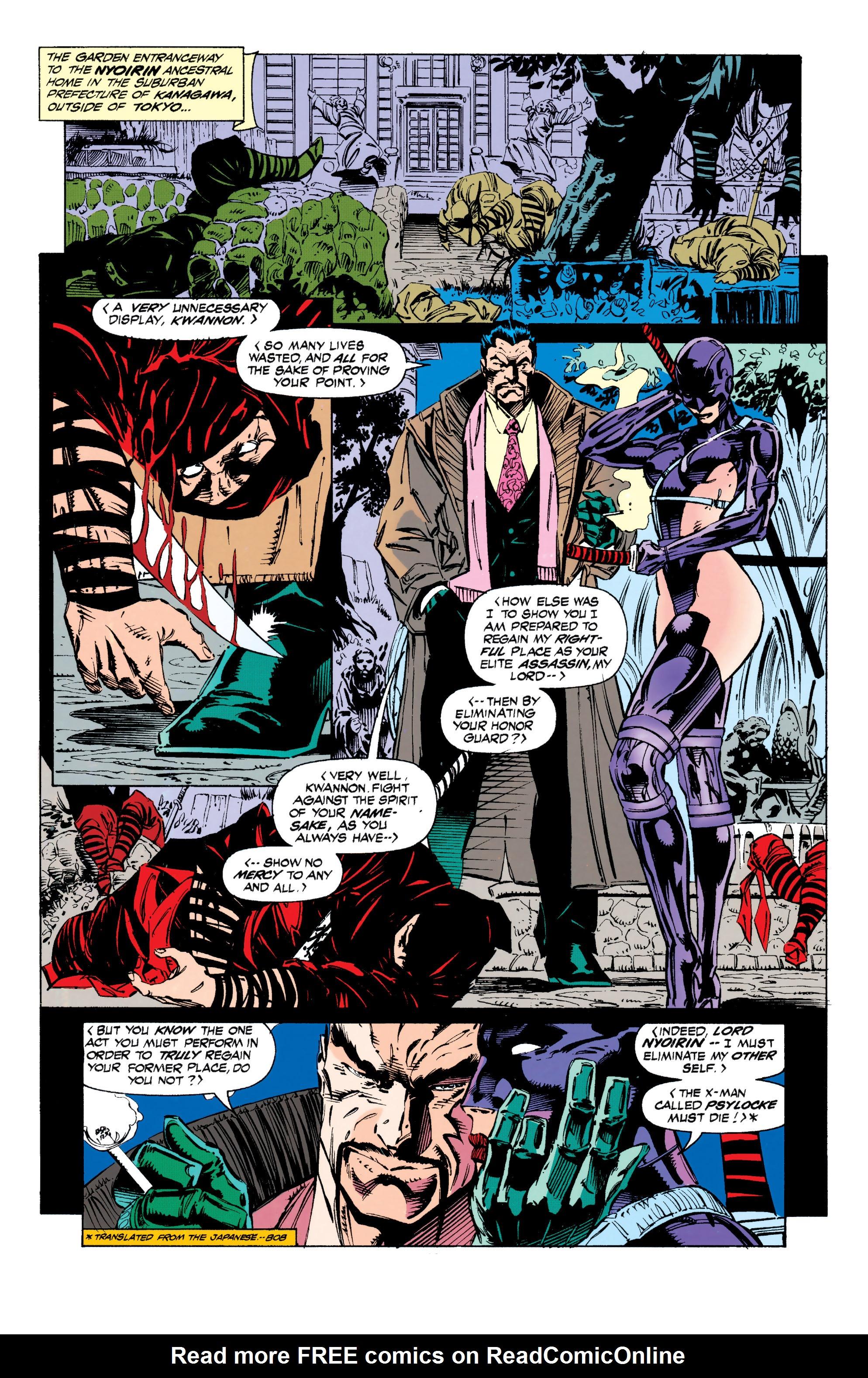 X-Men (1991) 18 Page 11