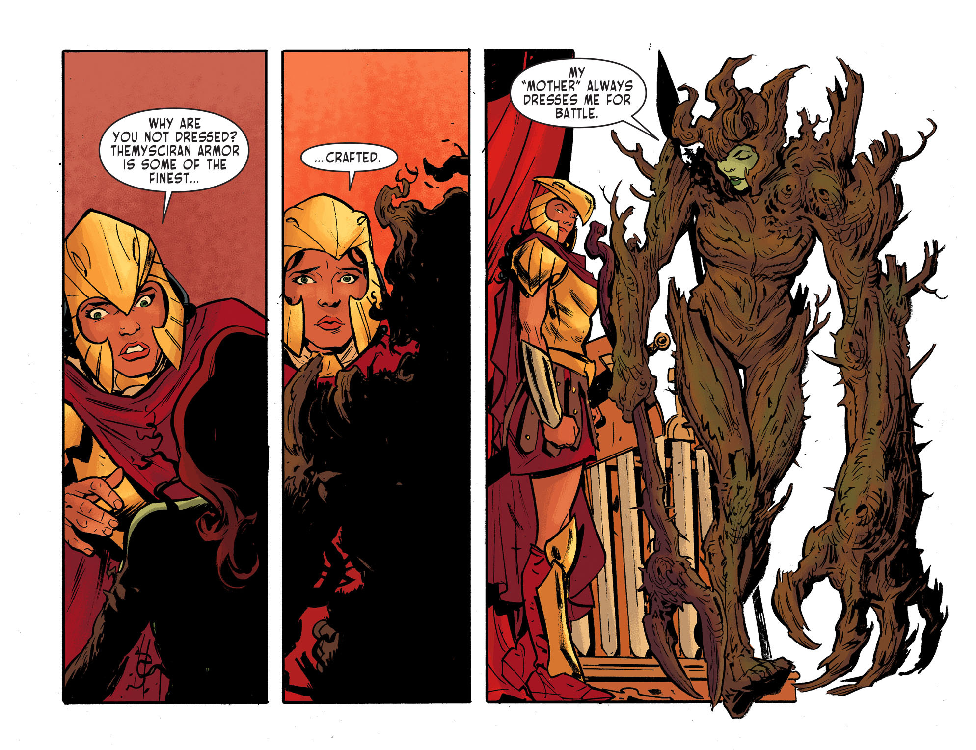 Read online Sensation Comics Featuring Wonder Woman comic -  Issue #31 - 20