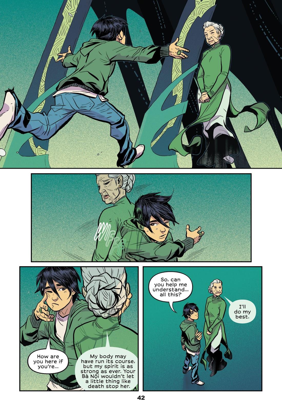 Read online Green Lantern: Legacy comic -  Issue # TPB - 40