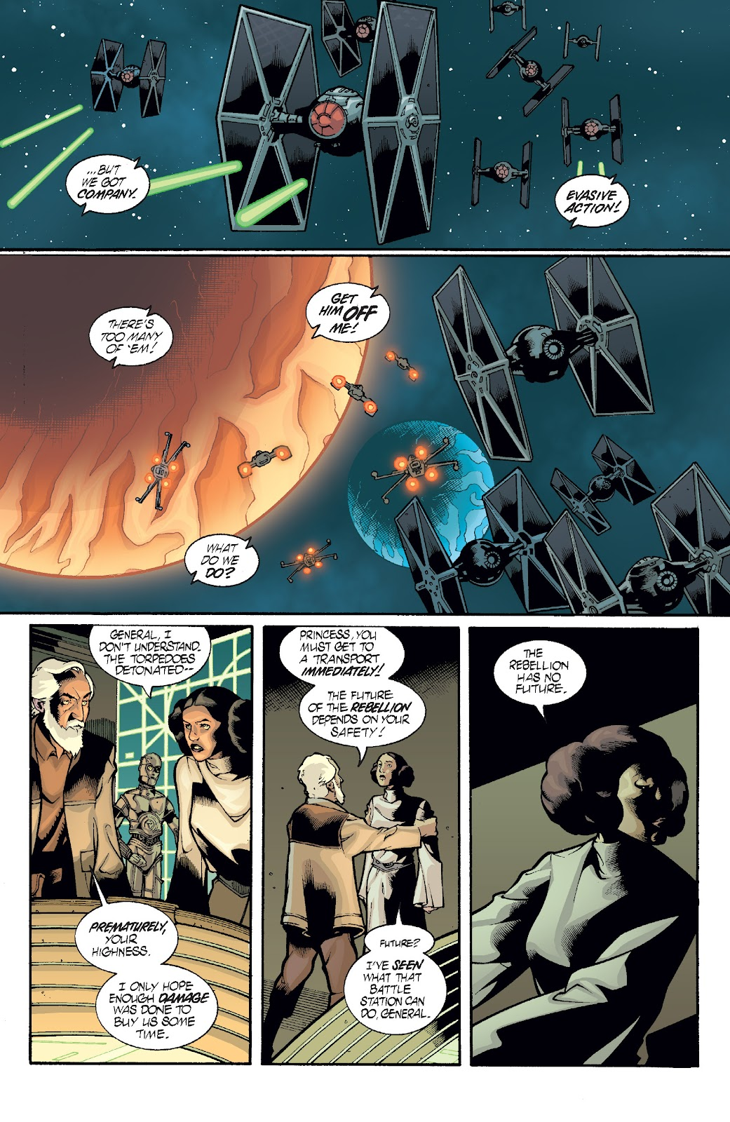 Read online Star Wars Legends: Infinities - Epic Collection comic -  Issue # TPB (Part 1) - 13