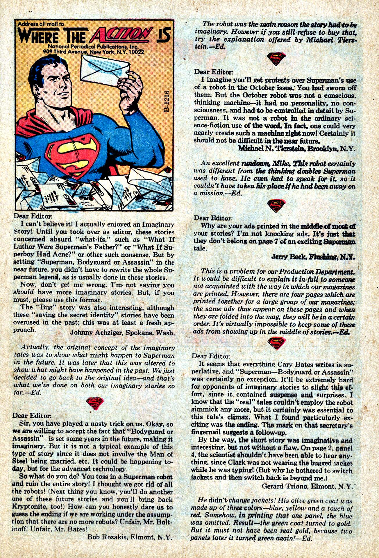 Read online Action Comics (1938) comic -  Issue #409 - 41