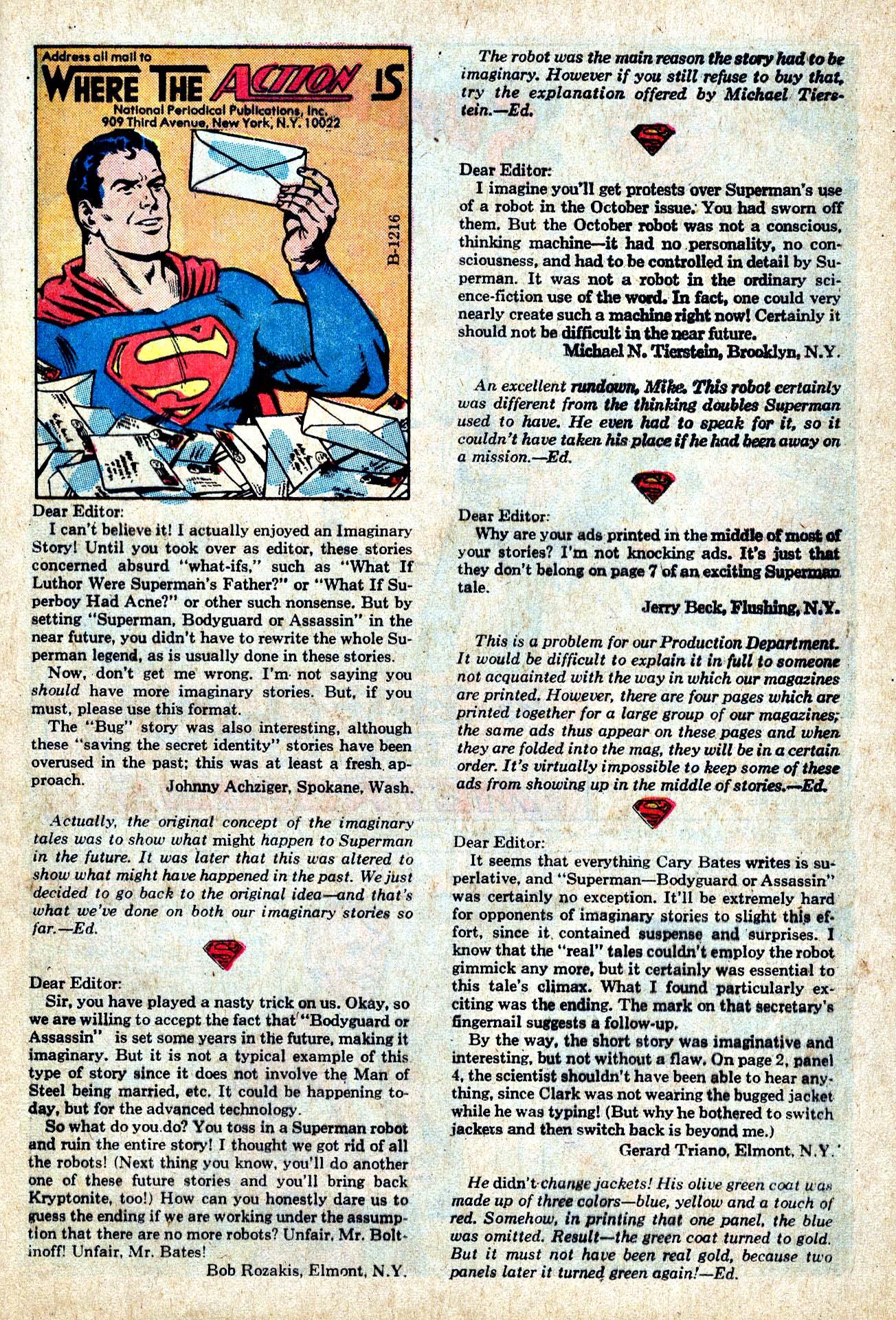 Action Comics (1938) 409 Page 40