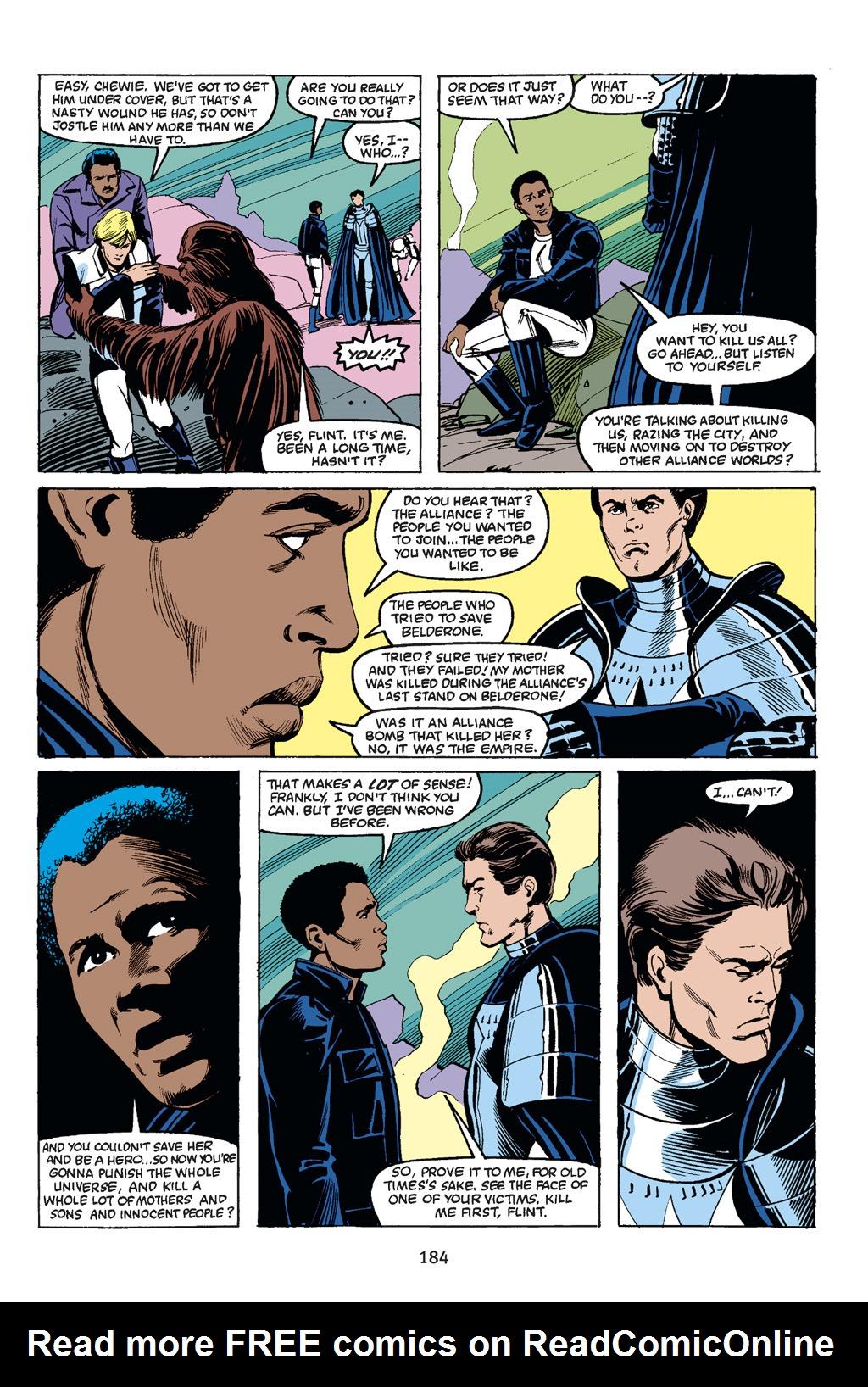 Read online Star Wars Omnibus comic -  Issue # Vol. 21 - 177
