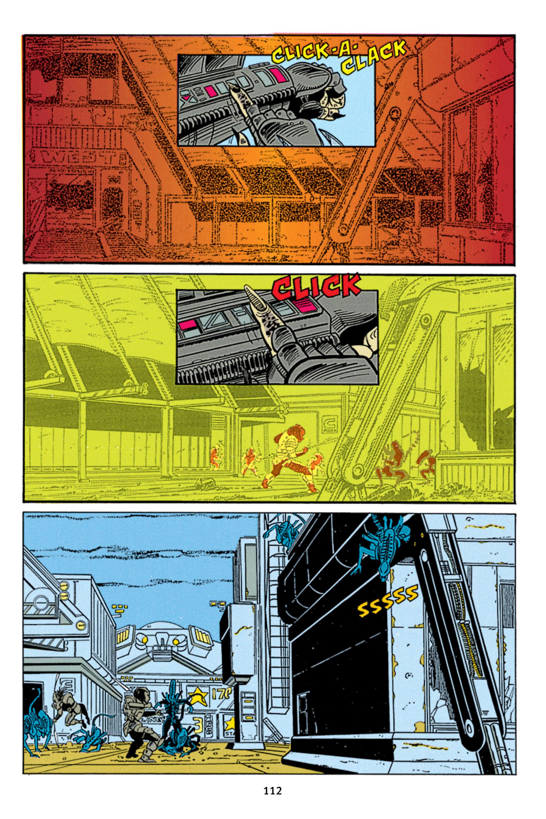 Read online Aliens vs. Predator Omnibus comic -  Issue # _TPB 1 Part 2 - 11