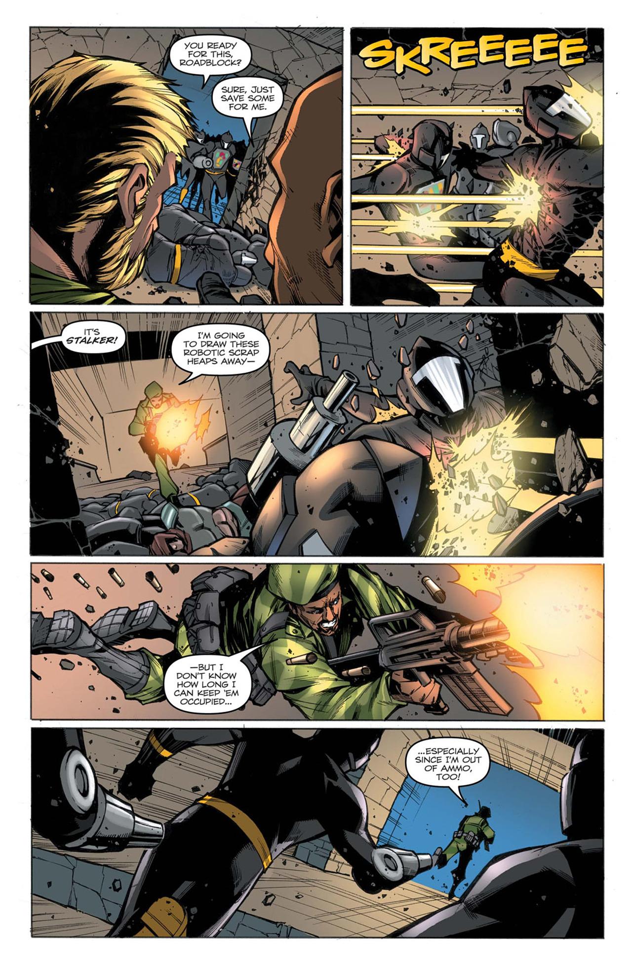 G.I. Joe: A Real American Hero 159 Page 20
