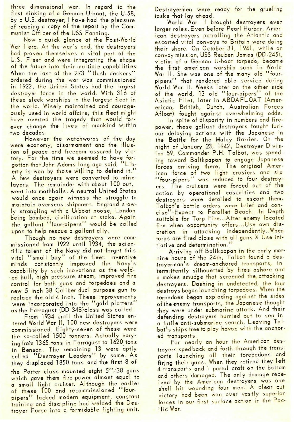 Read online Fightin' Navy comic -  Issue #119 - 24