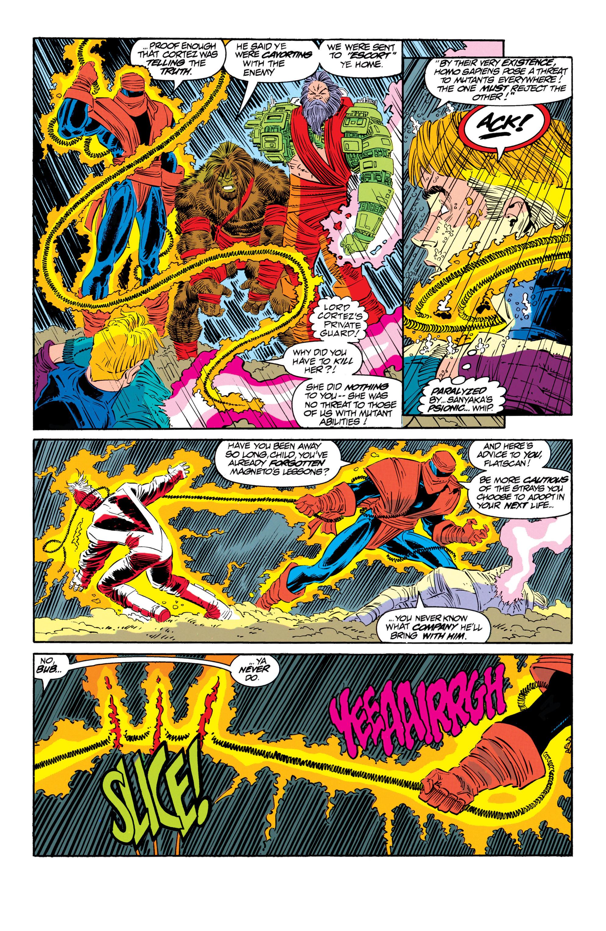 Read online Uncanny X-Men (1963) comic -  Issue #300 - 27