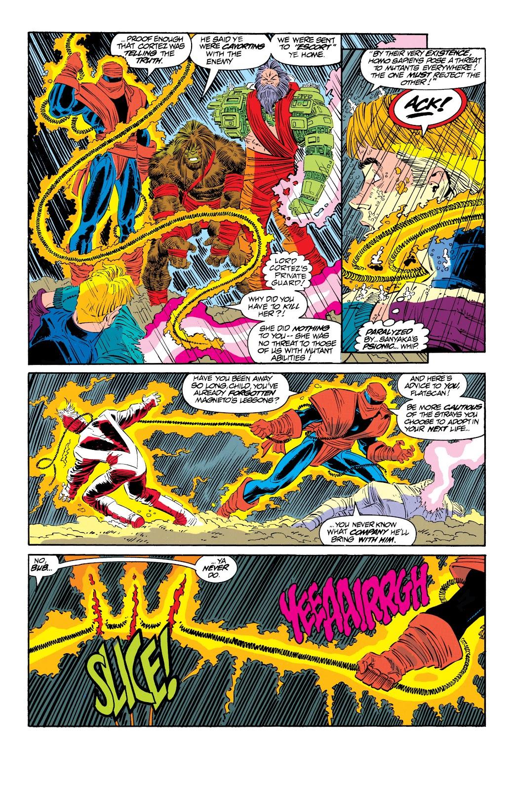 Uncanny X-Men (1963) issue 300 - Page 27