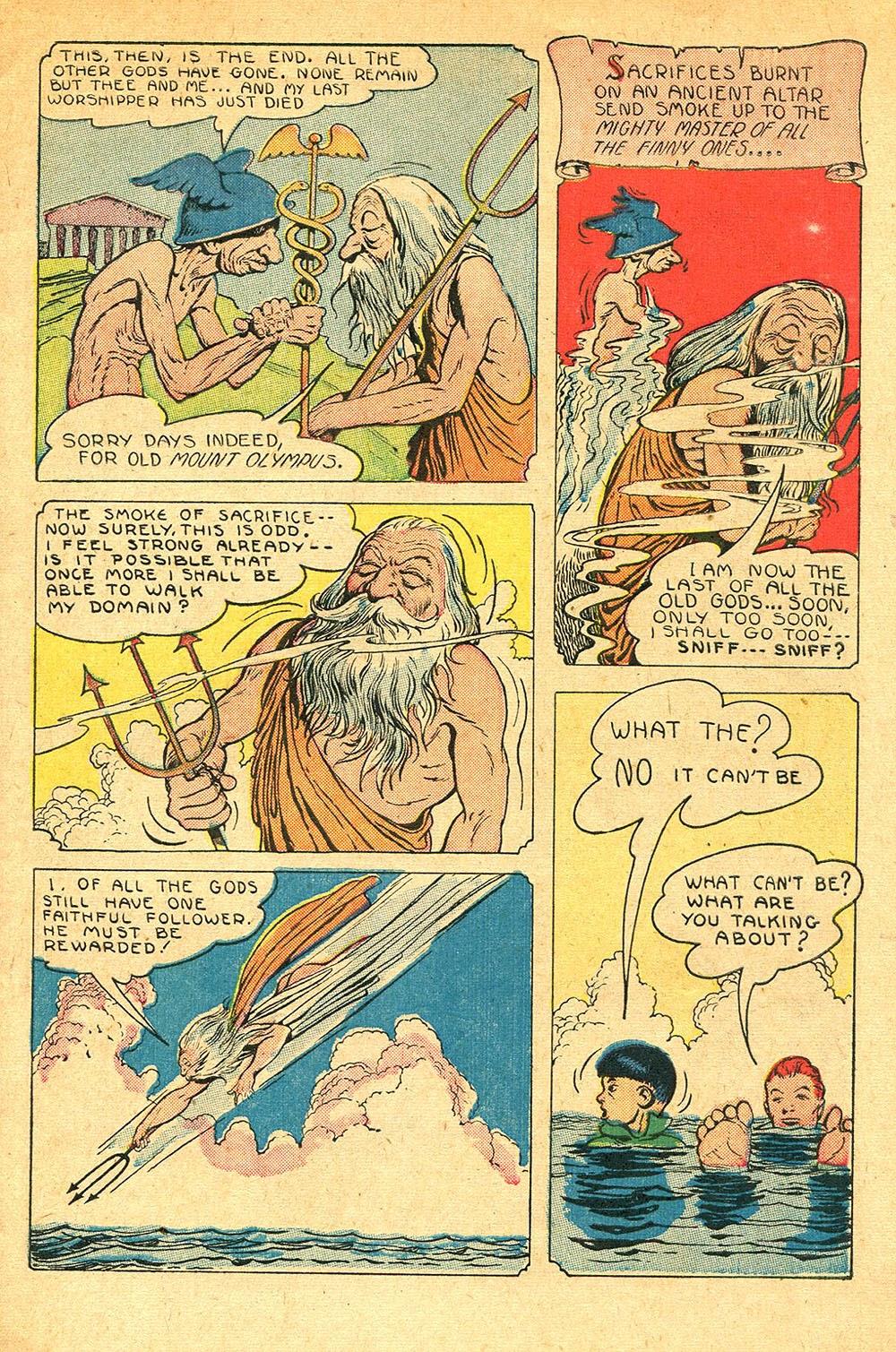 Read online Super-Magician Comics comic -  Issue #56 - 5