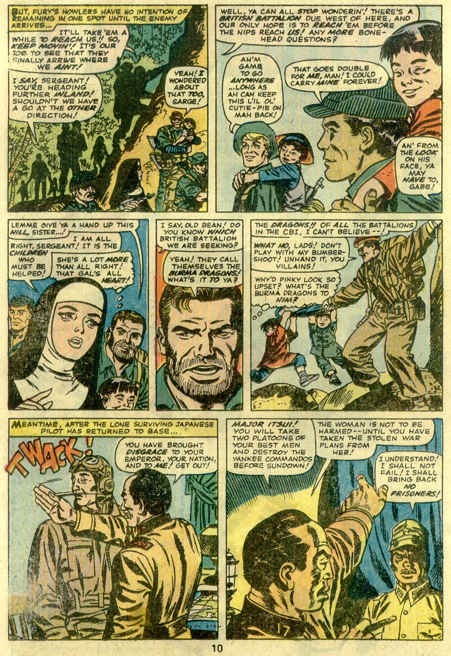 Read online Sgt. Fury comic -  Issue #125 - 12