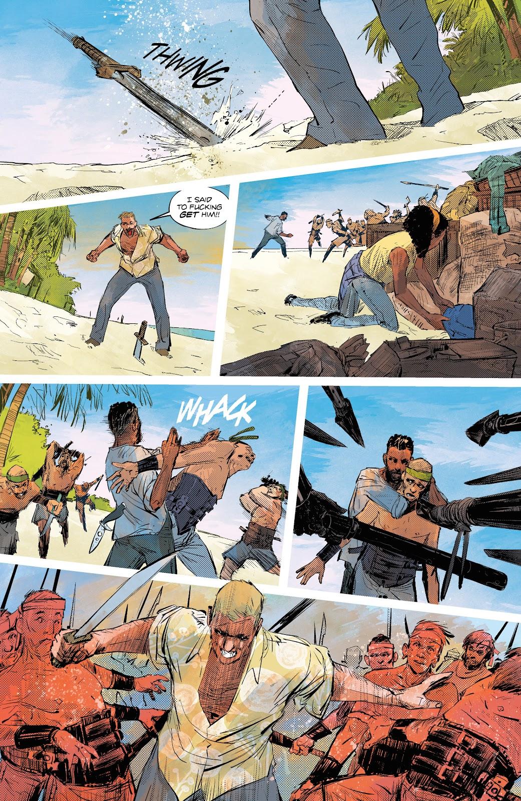 Read online Resonant comic -  Issue #3 - 23