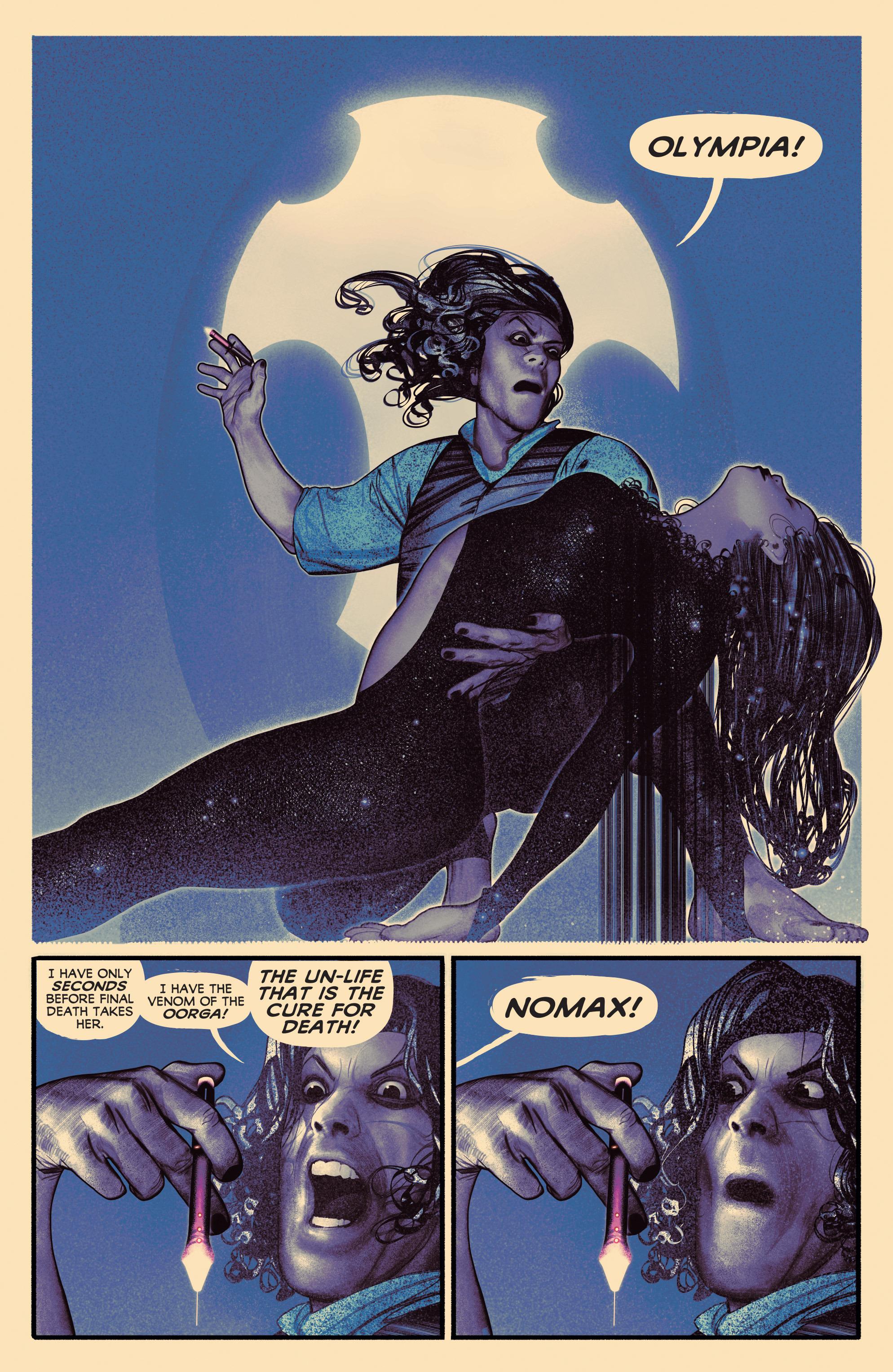 Read online Annihilator comic -  Issue #6 - 16