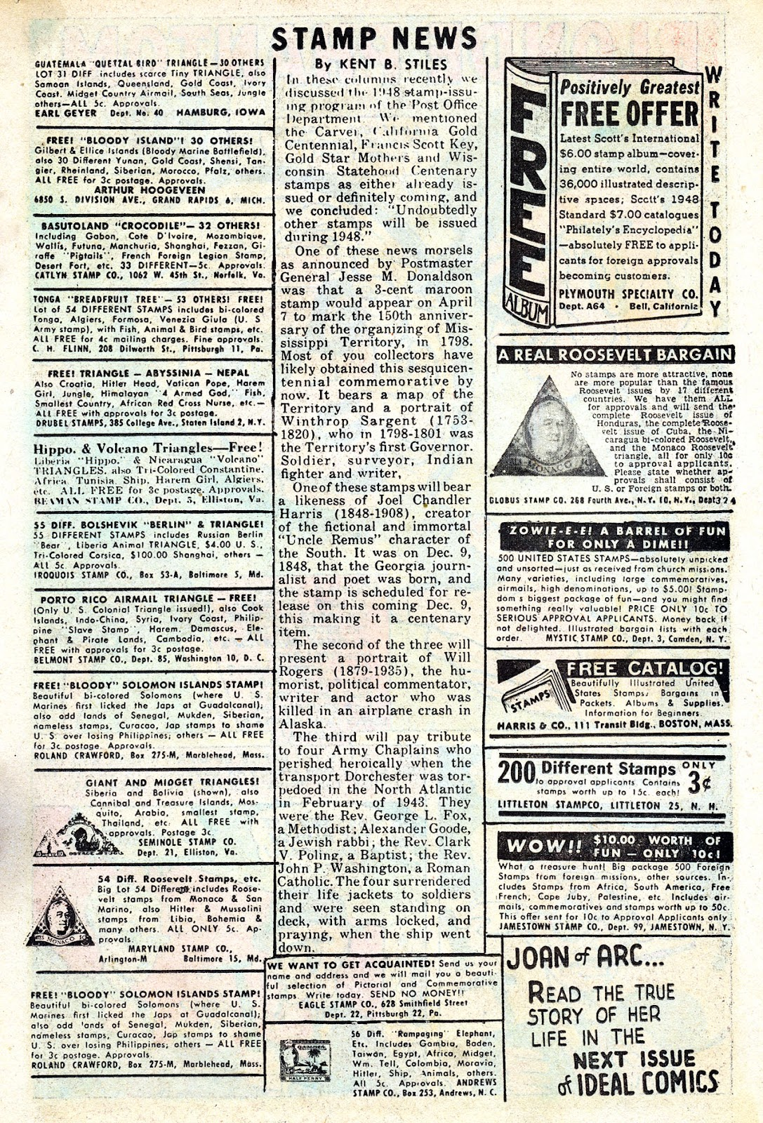 Read online Blackstone the Magician comic -  Issue #4 - 17
