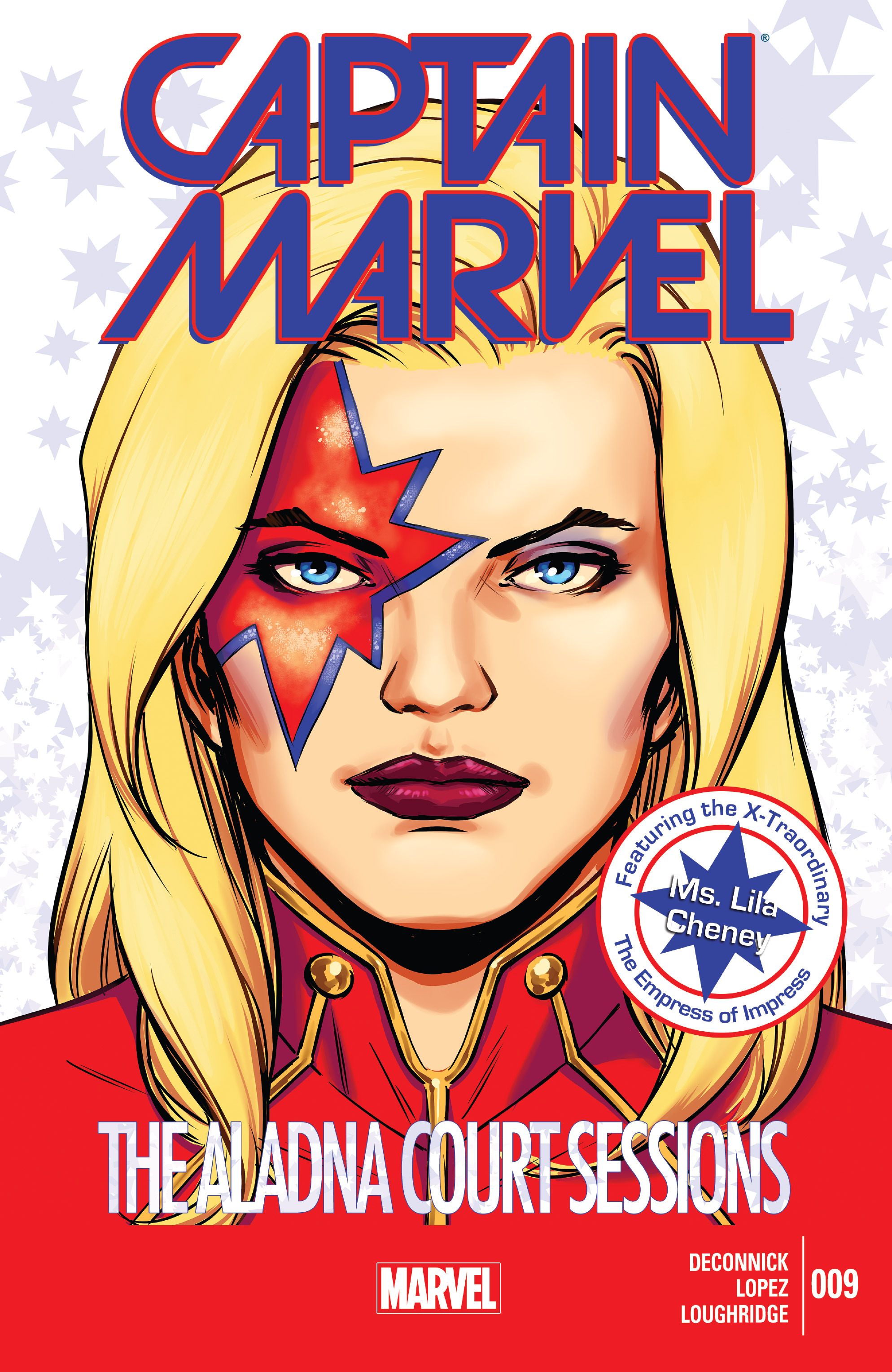 Captain Marvel (2014) 9 Page 1