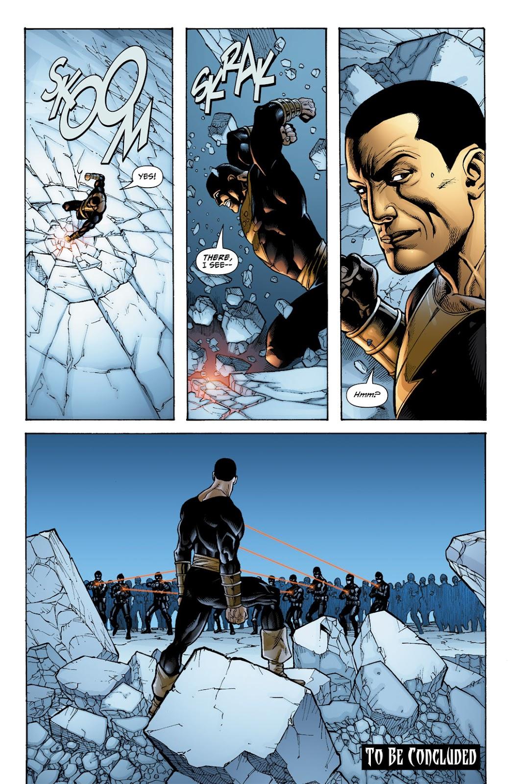 Black Adam: The Dark Age issue 5 - Page 23