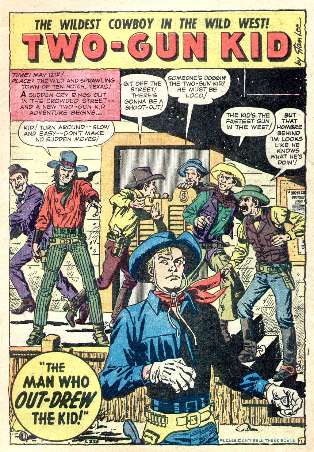 Read online Two-Gun Kid comic -  Issue #49 - 3