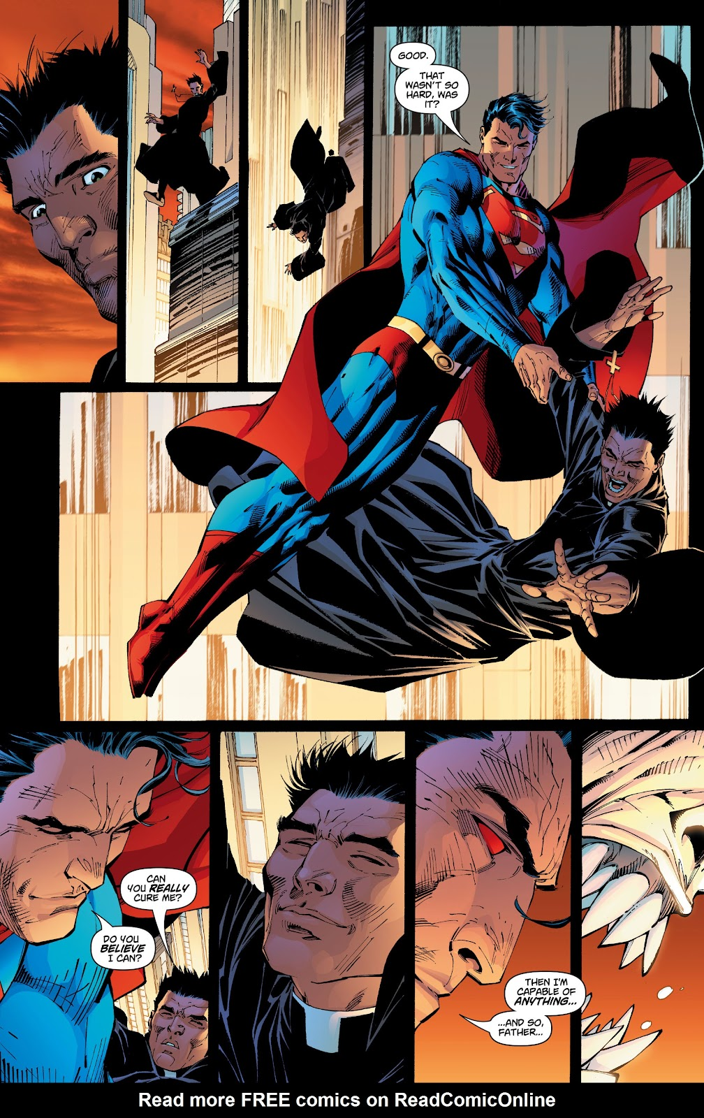 Read online Superman: For Tomorrow comic -  Issue # TPB (Part 2) - 57