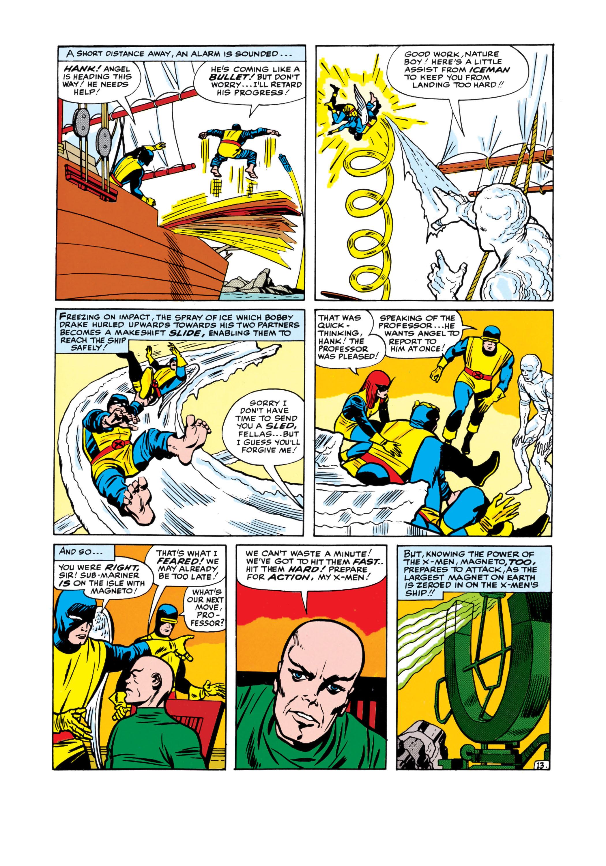 Uncanny X-Men (1963) 6 Page 13