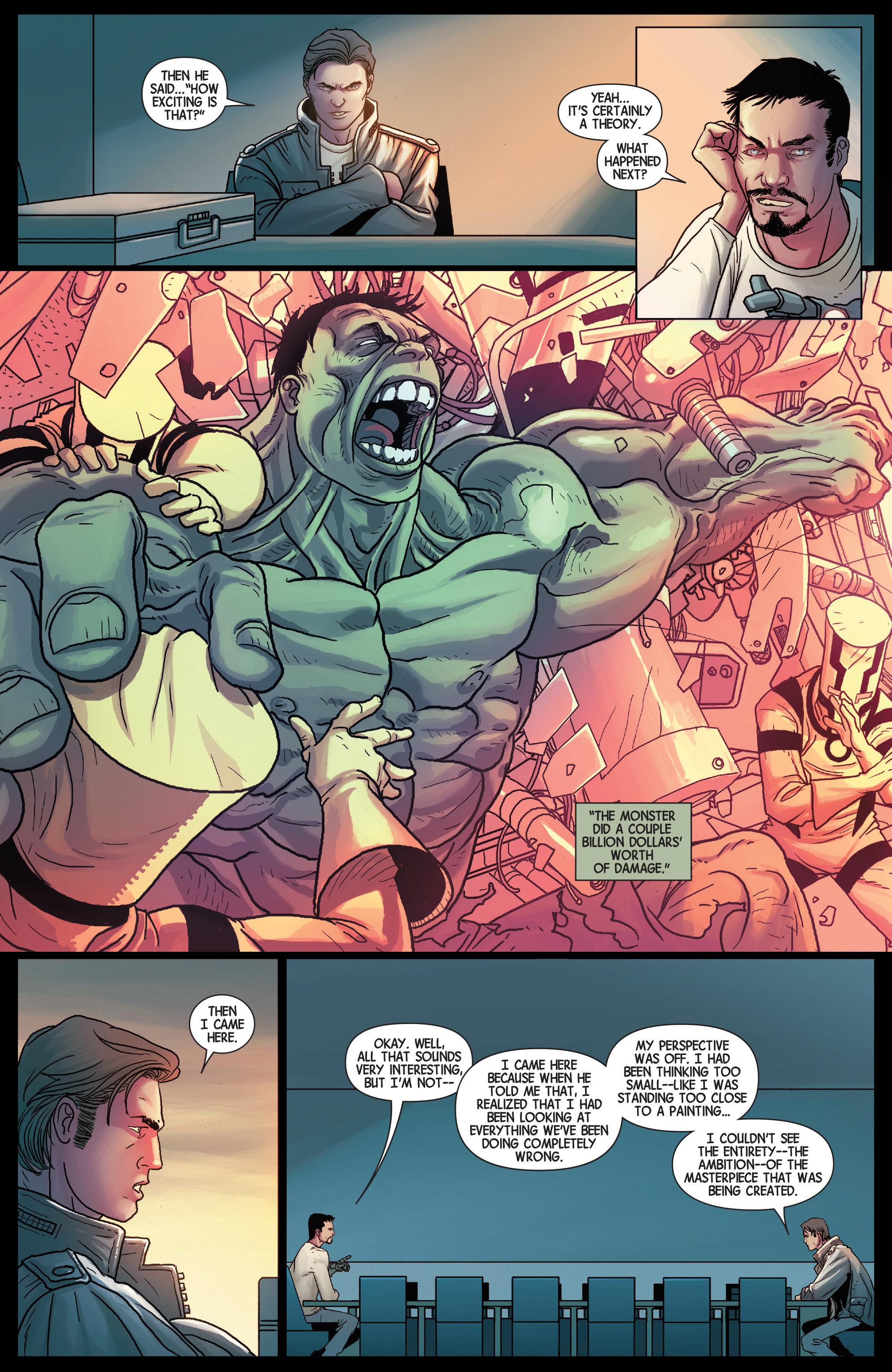Read online Avengers (2013) comic -  Issue #Avengers (2013) _TPB 5 - 144
