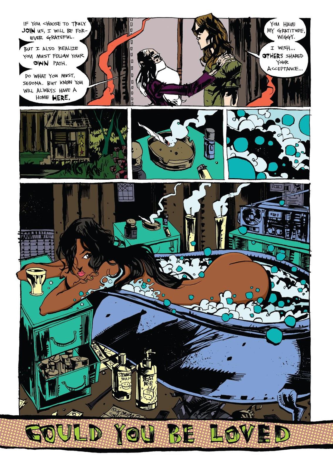 Read online Marijuanaman comic -  Issue # Full - 28