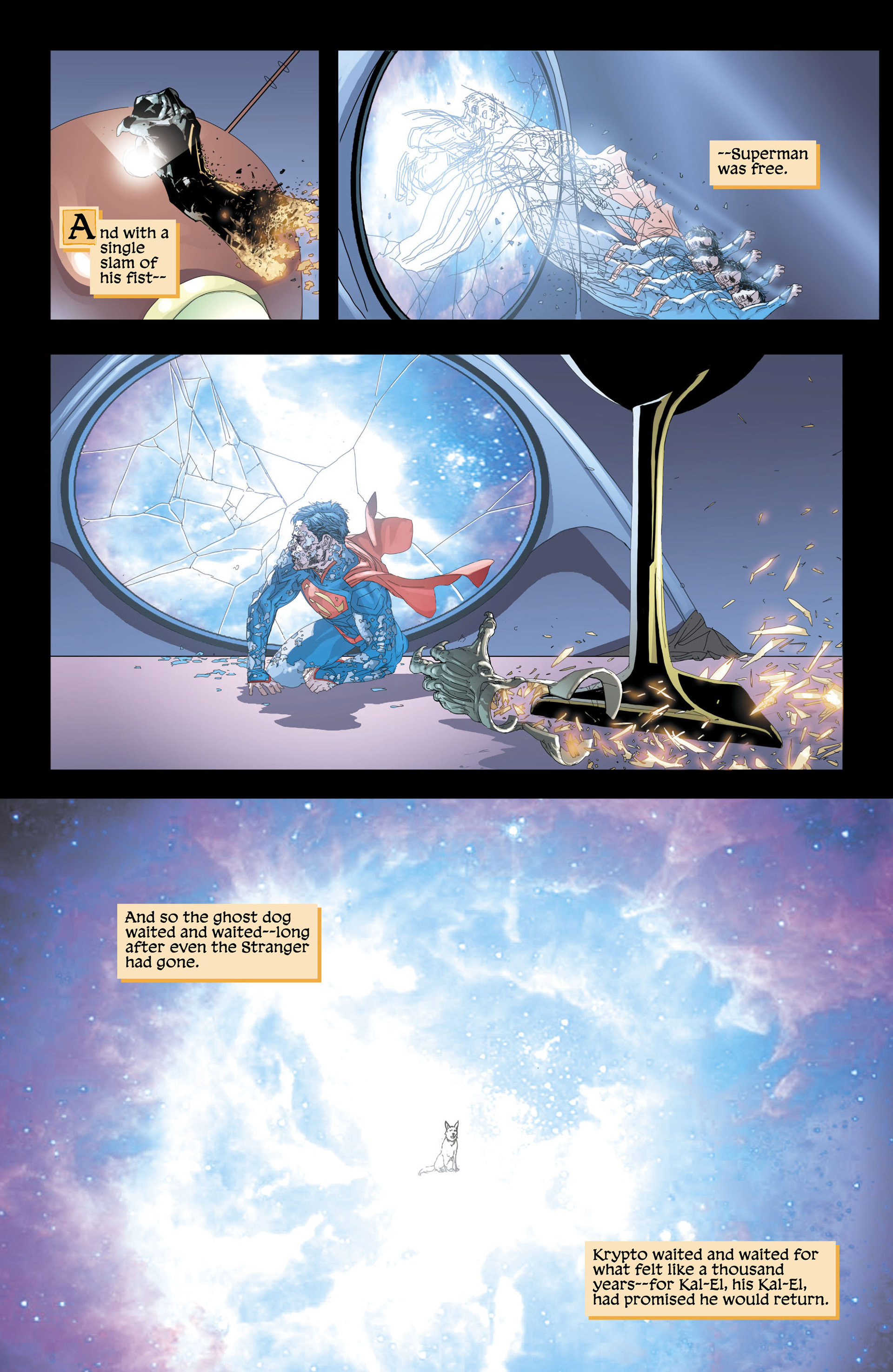 Read online Action Comics (2011) comic -  Issue #13 - 20