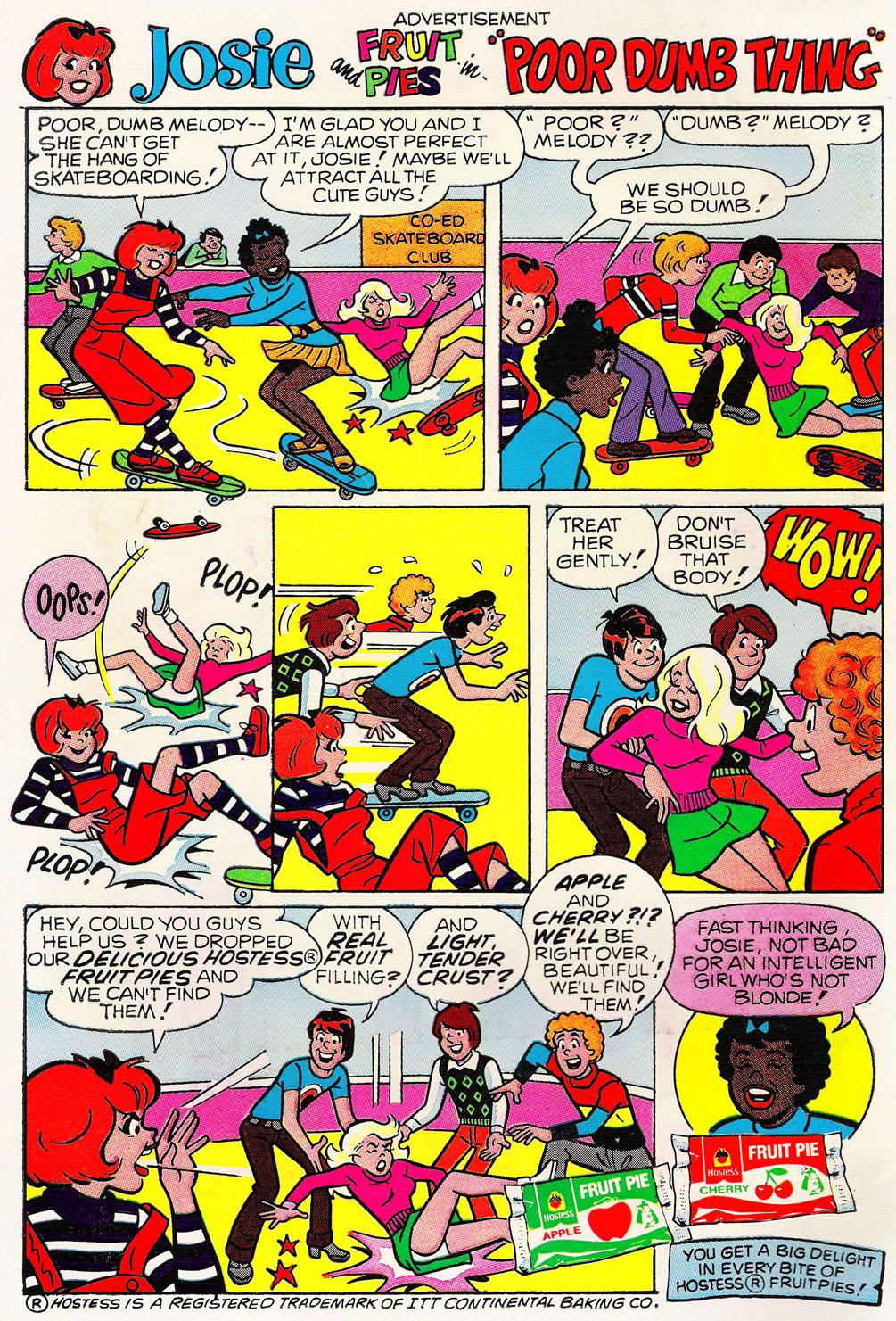 Read online Archie's Girls Betty and Veronica comic -  Issue #257 - 2