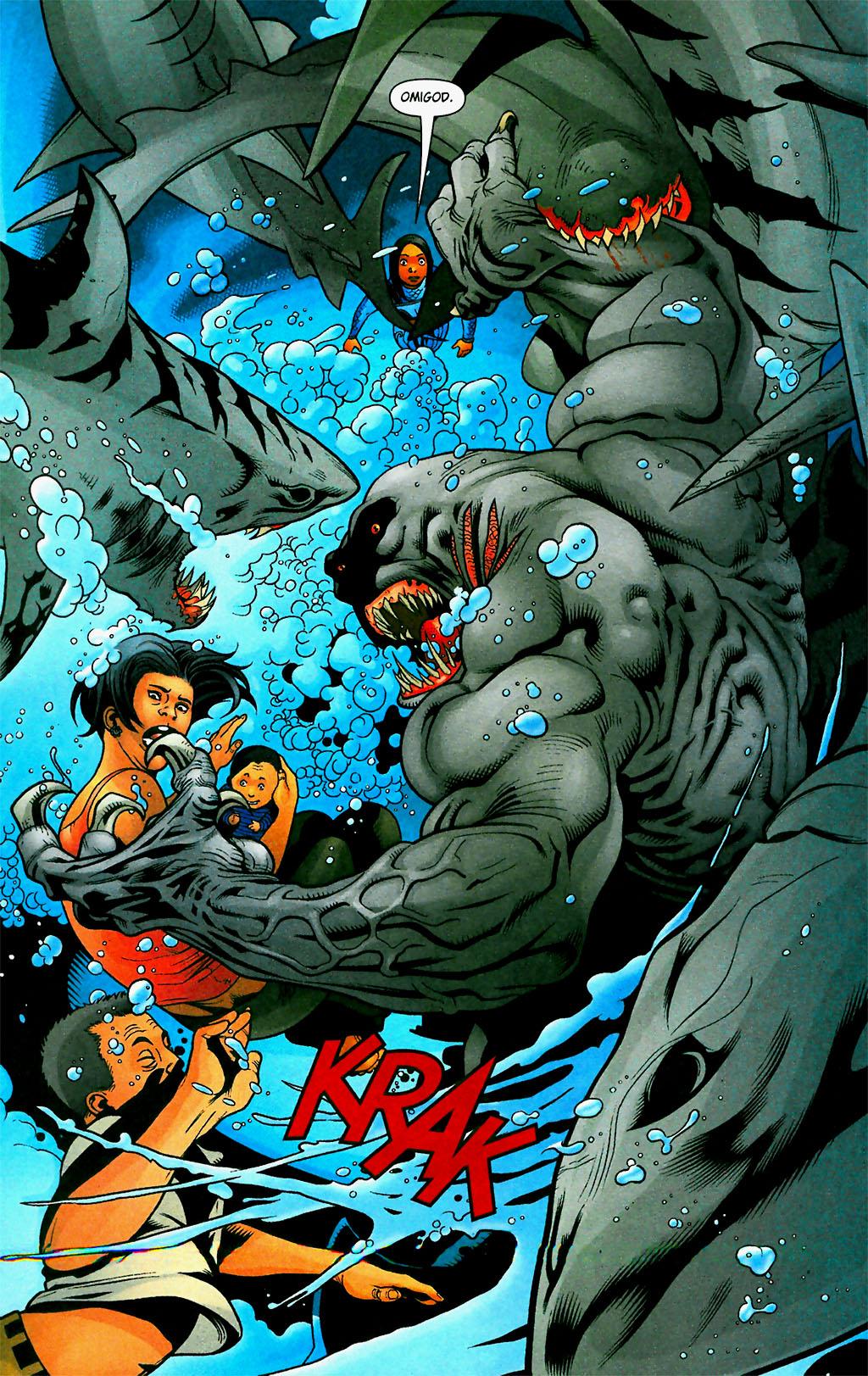 Read online Aquaman (2003) comic -  Issue #28 - 13