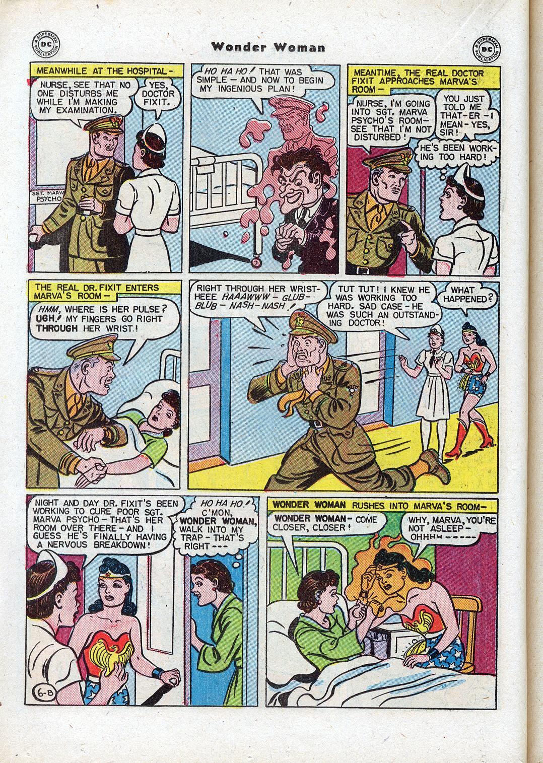 Read online Wonder Woman (1942) comic -  Issue #18 - 30