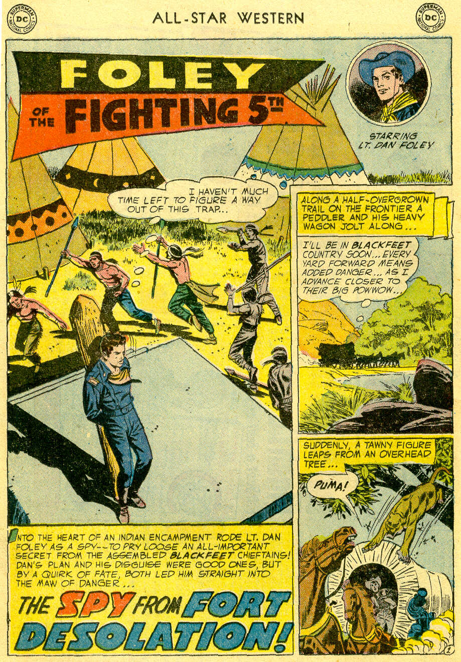 Read online All-Star Western (1951) comic -  Issue #82 - 20