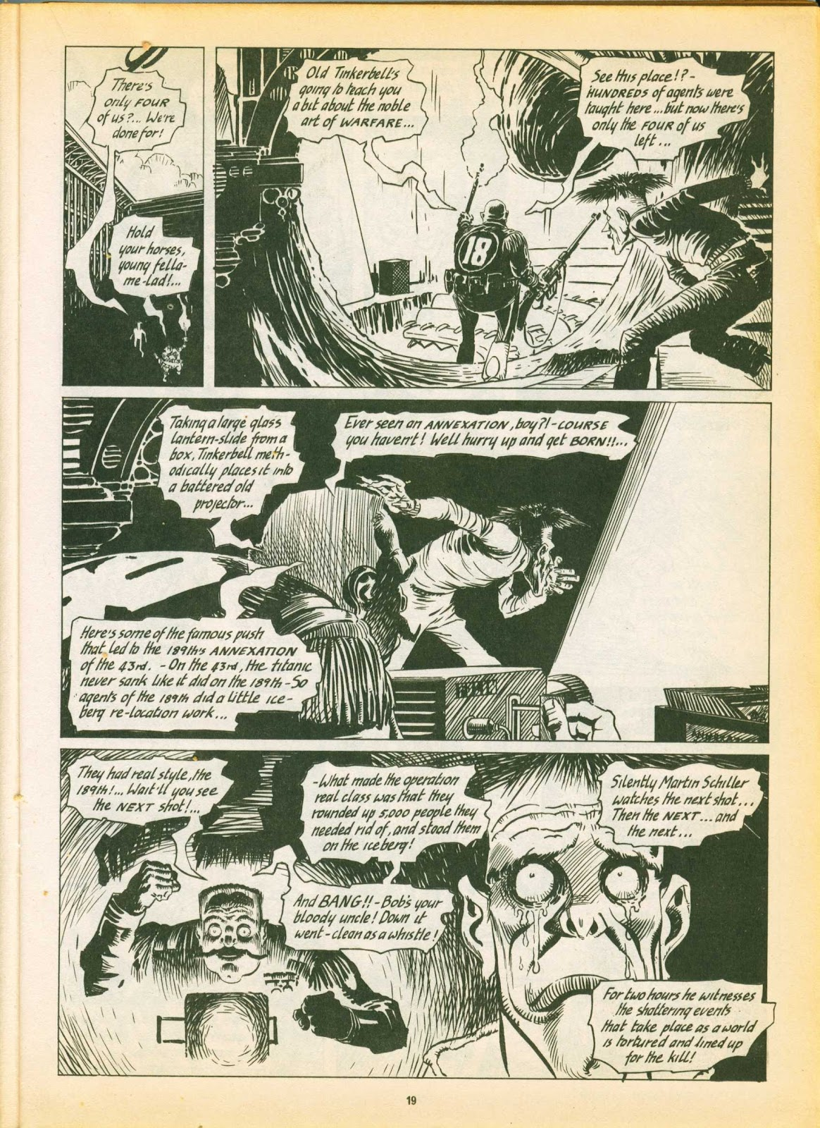 Warrior Issue #3 #4 - English 19