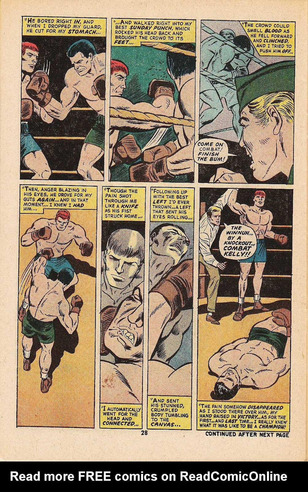 Combat Kelly (1972) issue 3 - Page 30