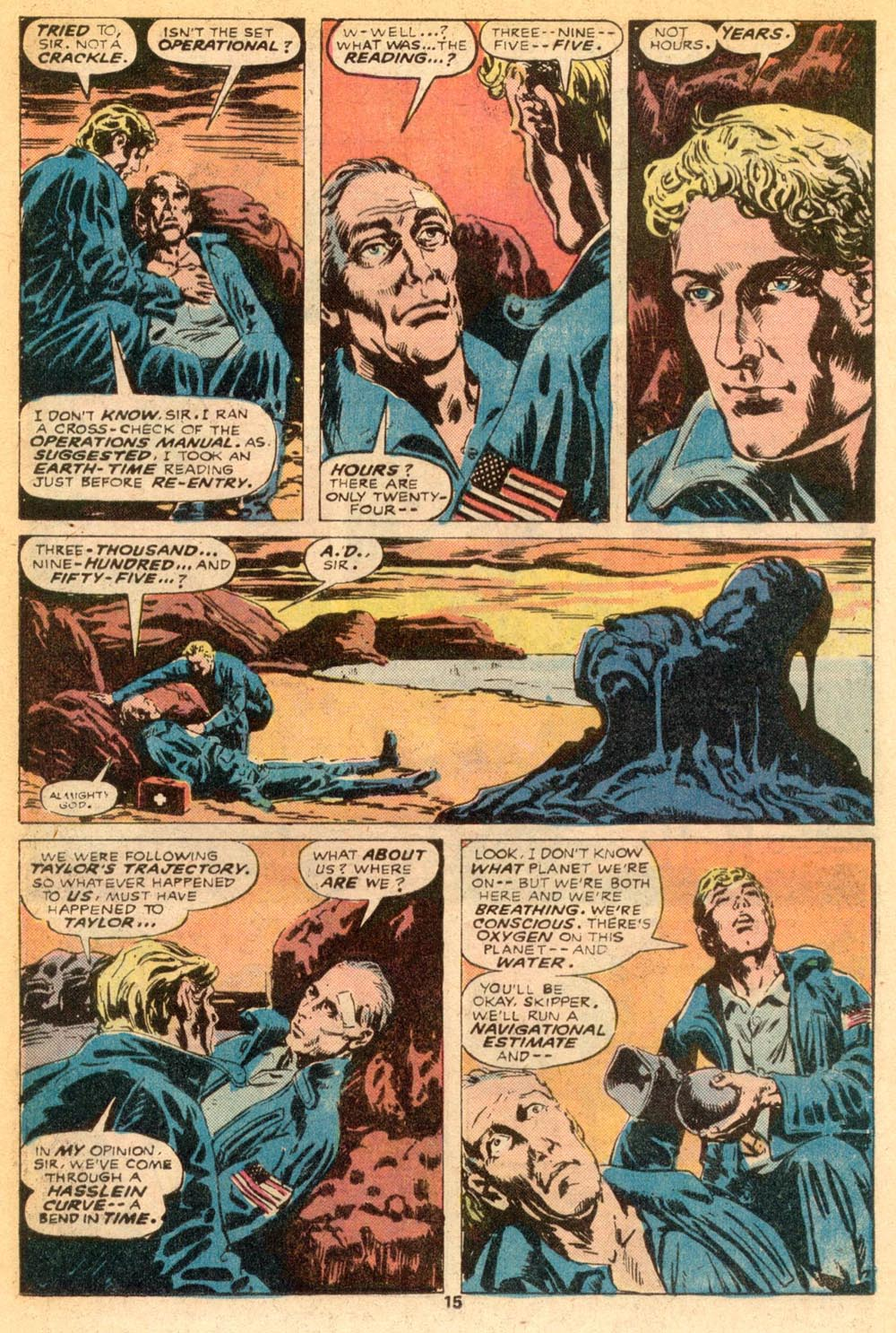 Read online Adventures on the Planet of the Apes comic -  Issue #7 - 10