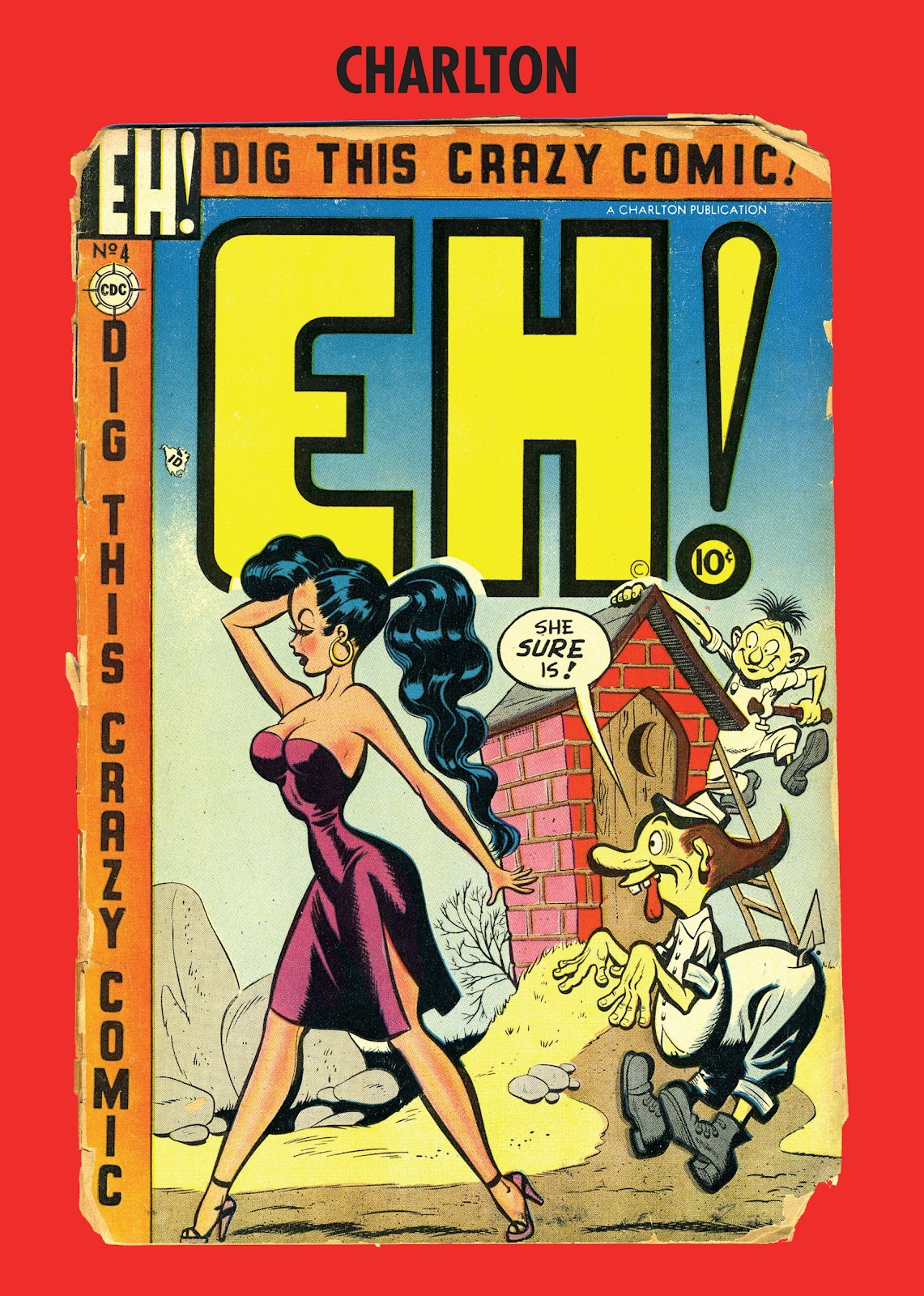 Read online Sincerest Form of Parody: The Best 1950s MAD-Inspired Satirical Comics comic -  Issue # TPB (Part 1) - 49