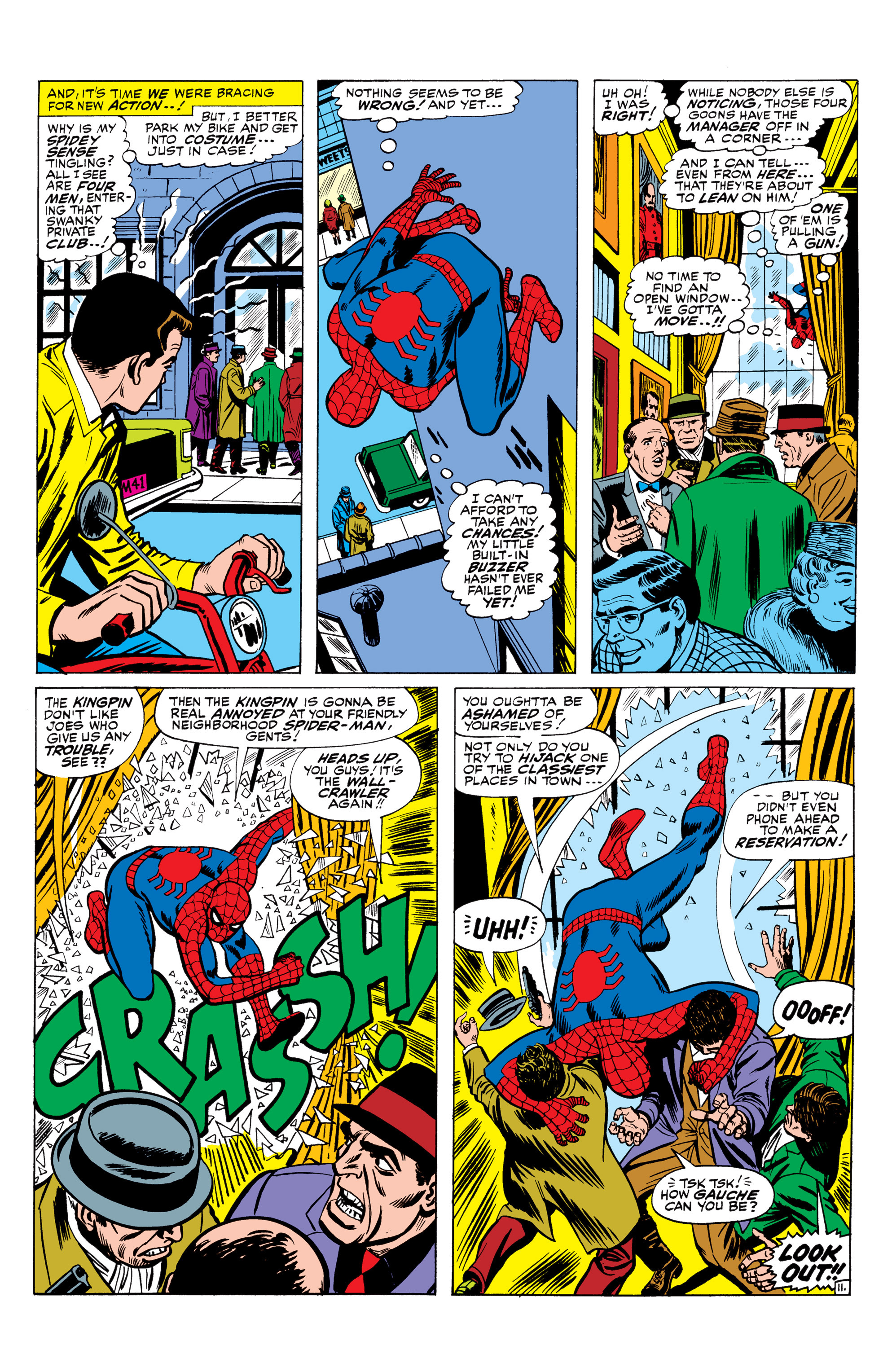The Amazing Spider-Man (1963) 51 Page 11