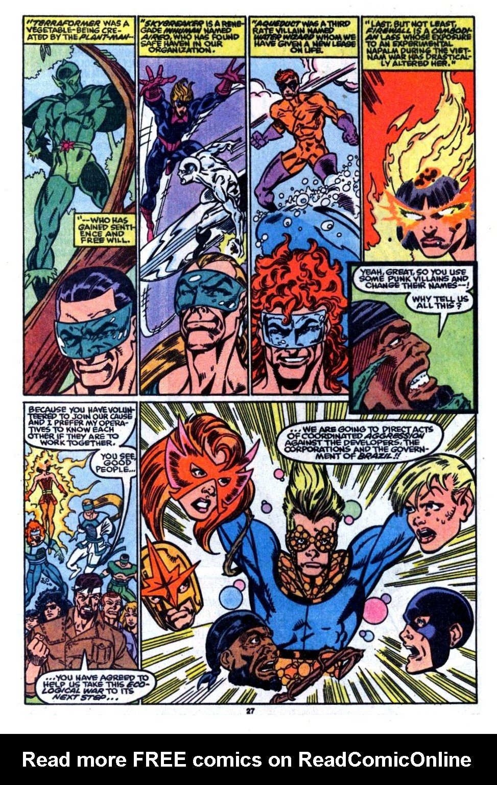 The New Warriors Issue #8 #12 - English 22