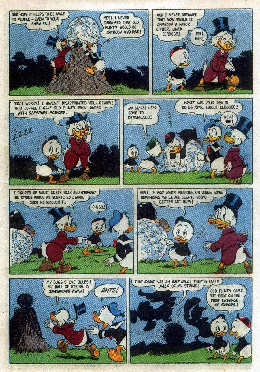 Read online Uncle Scrooge (1953) comic -  Issue #15 - 15