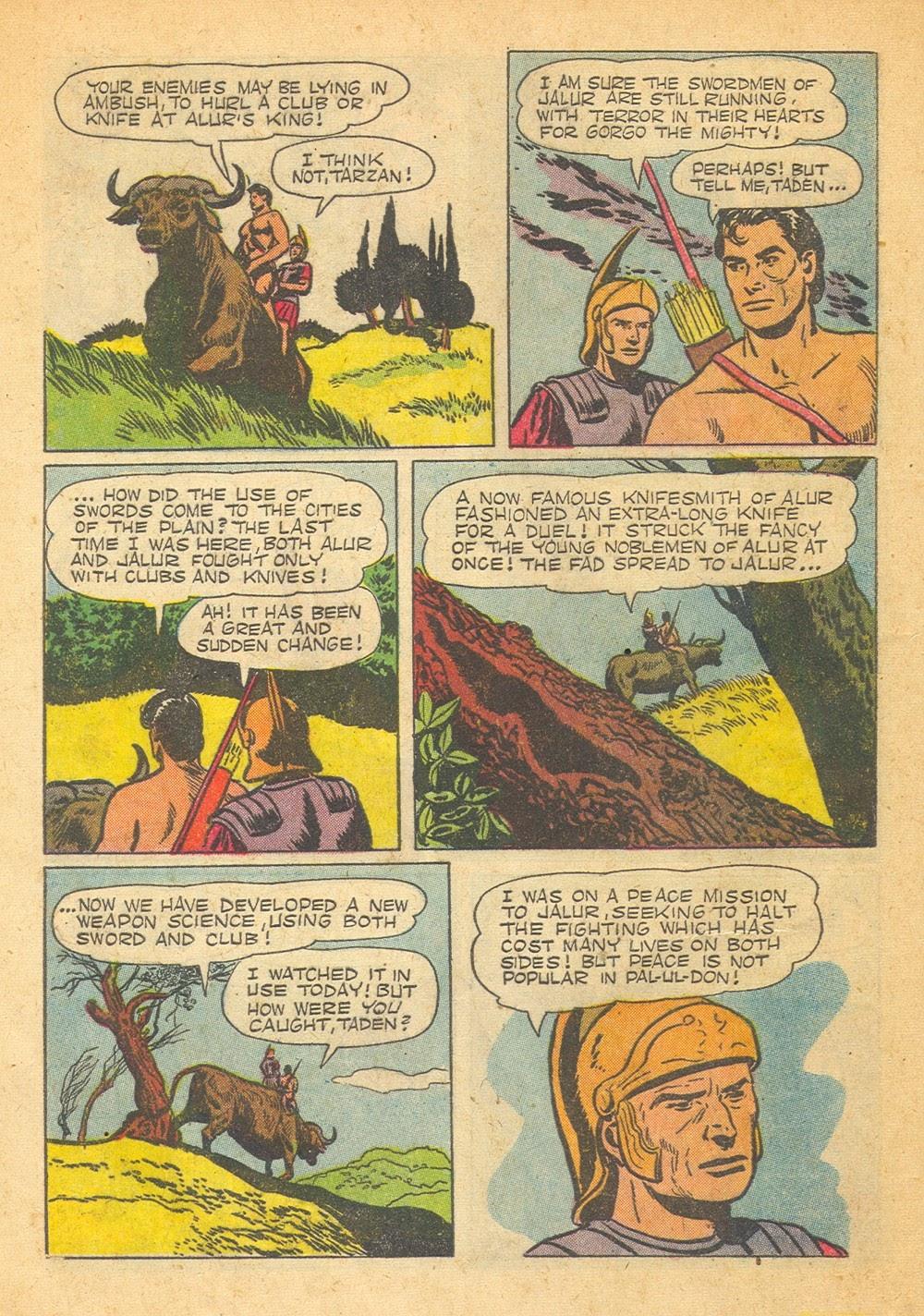Tarzan (1948) issue 57 - Page 12