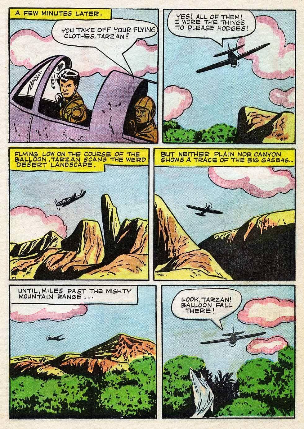 Tarzan (1948) issue 7 - Page 13