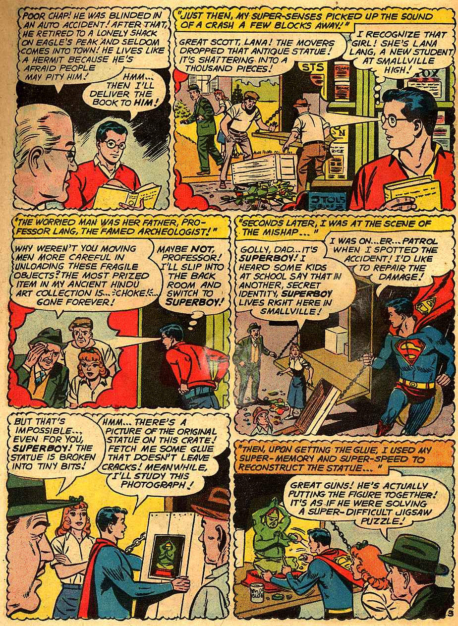 Superboy (1949) issue 135 - Page 19